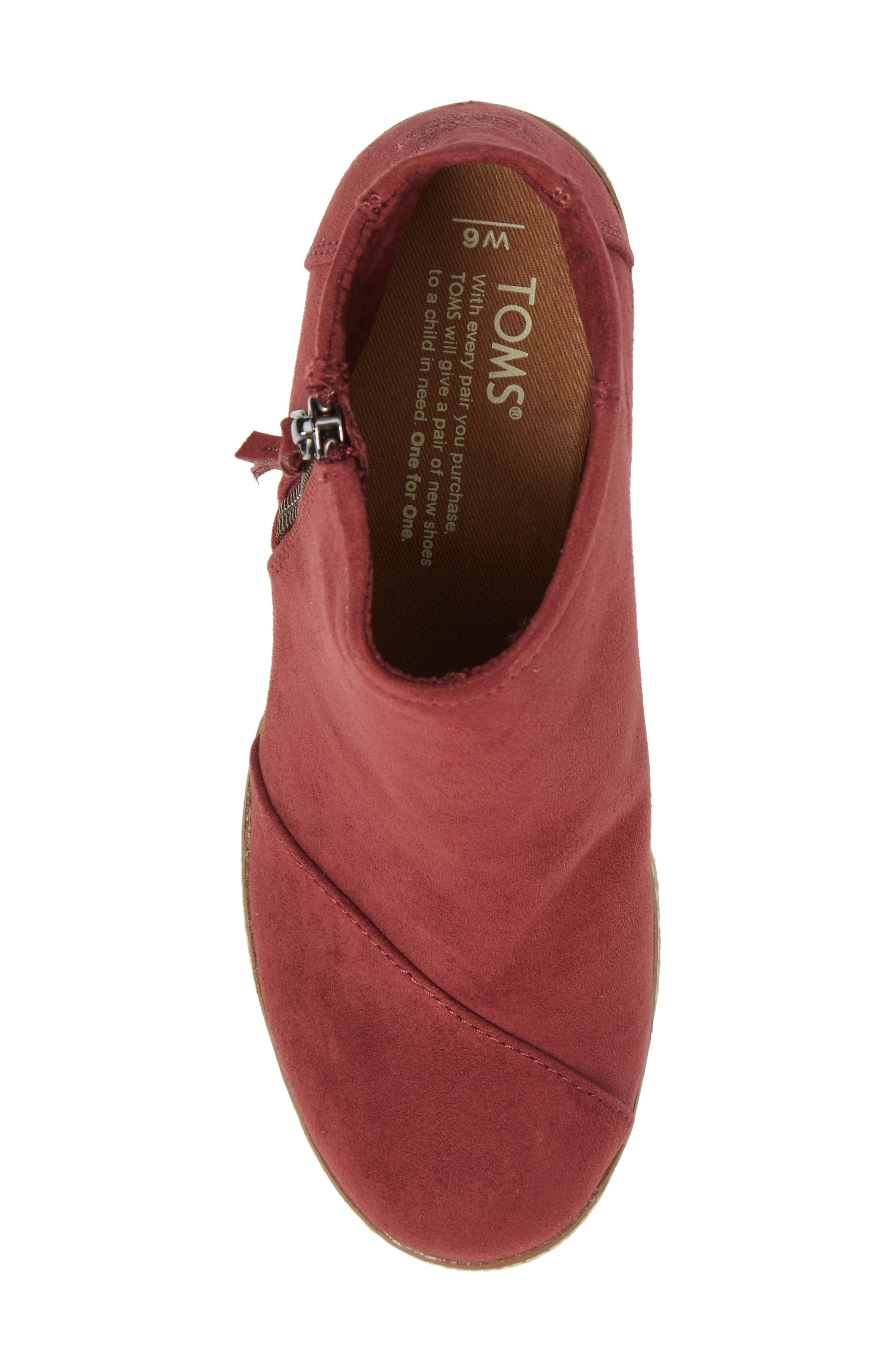Avery Wedge Bootie,                             Alternate thumbnail 20, color,