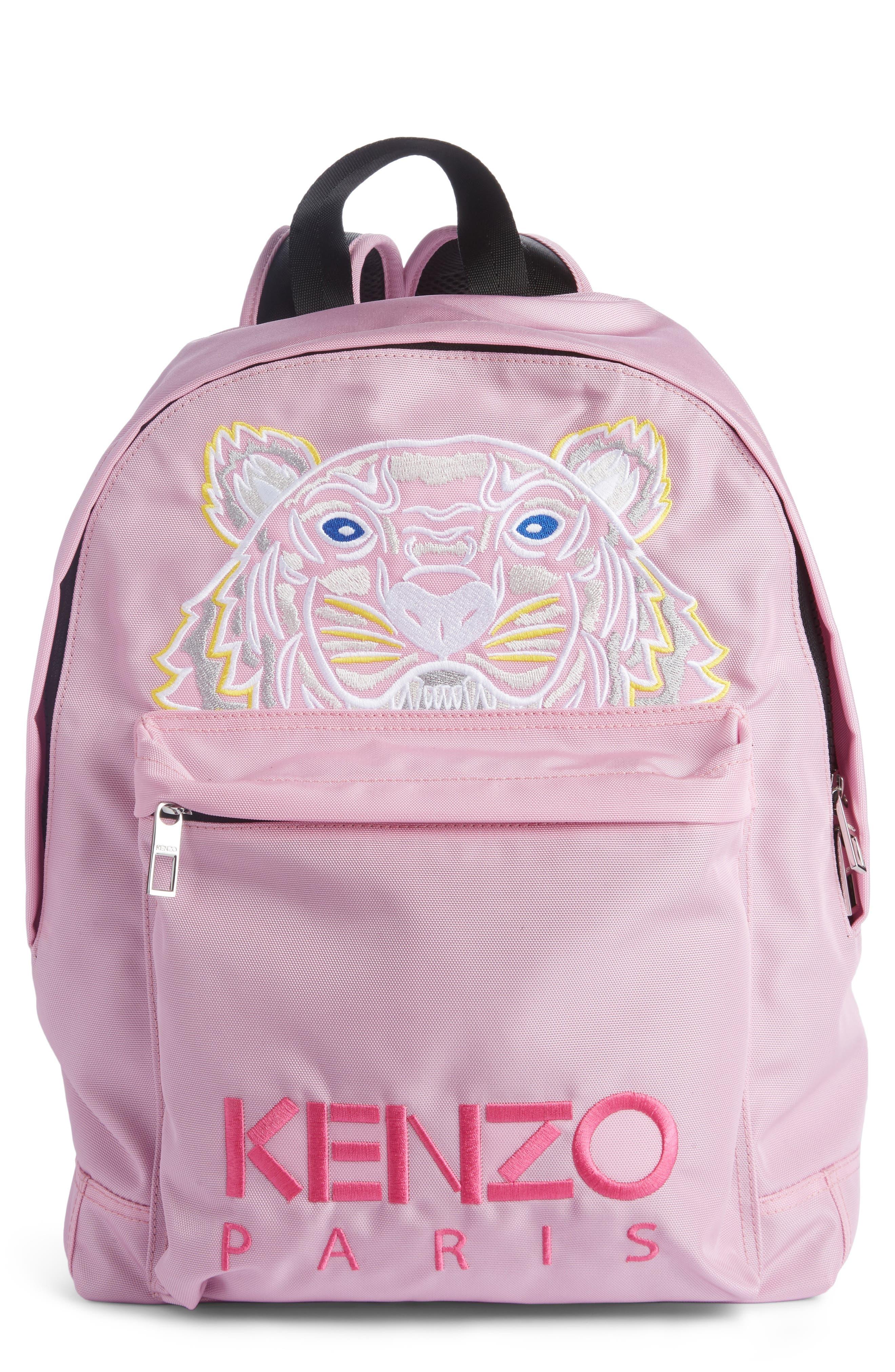 Small Kanvas Tiger Backpack,                             Main thumbnail 2, color,