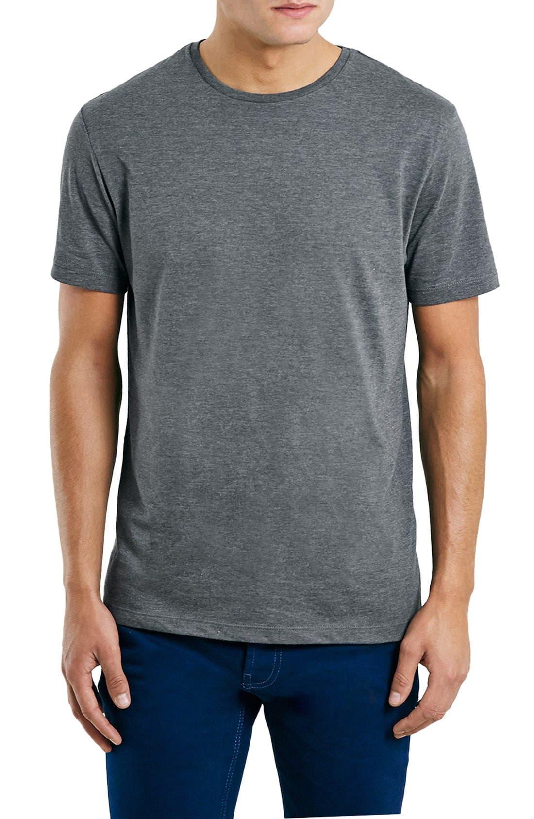 Slim Fit Crewneck T-Shirt,                             Main thumbnail 36, color,