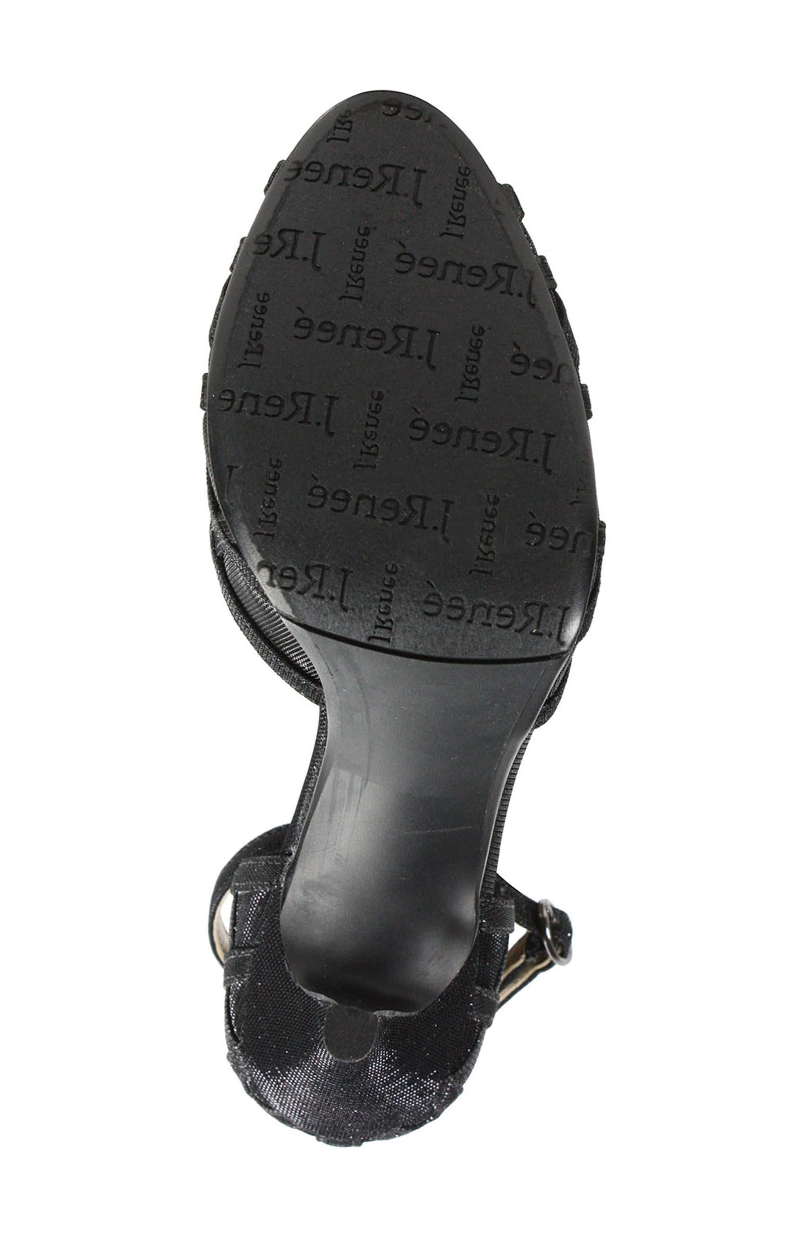 Mataro Embellished Ankle Strap Pump,                             Alternate thumbnail 17, color,