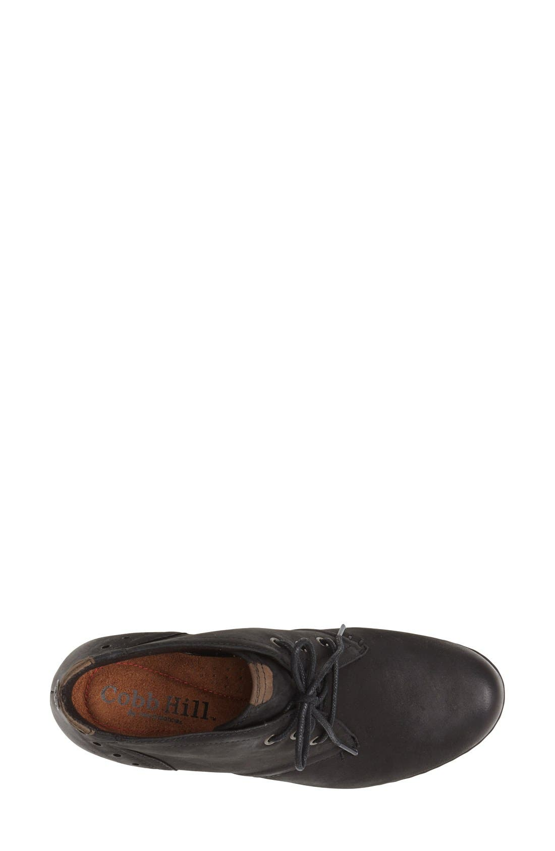 Aria Leather Boot,                             Alternate thumbnail 2, color,                             BLACK