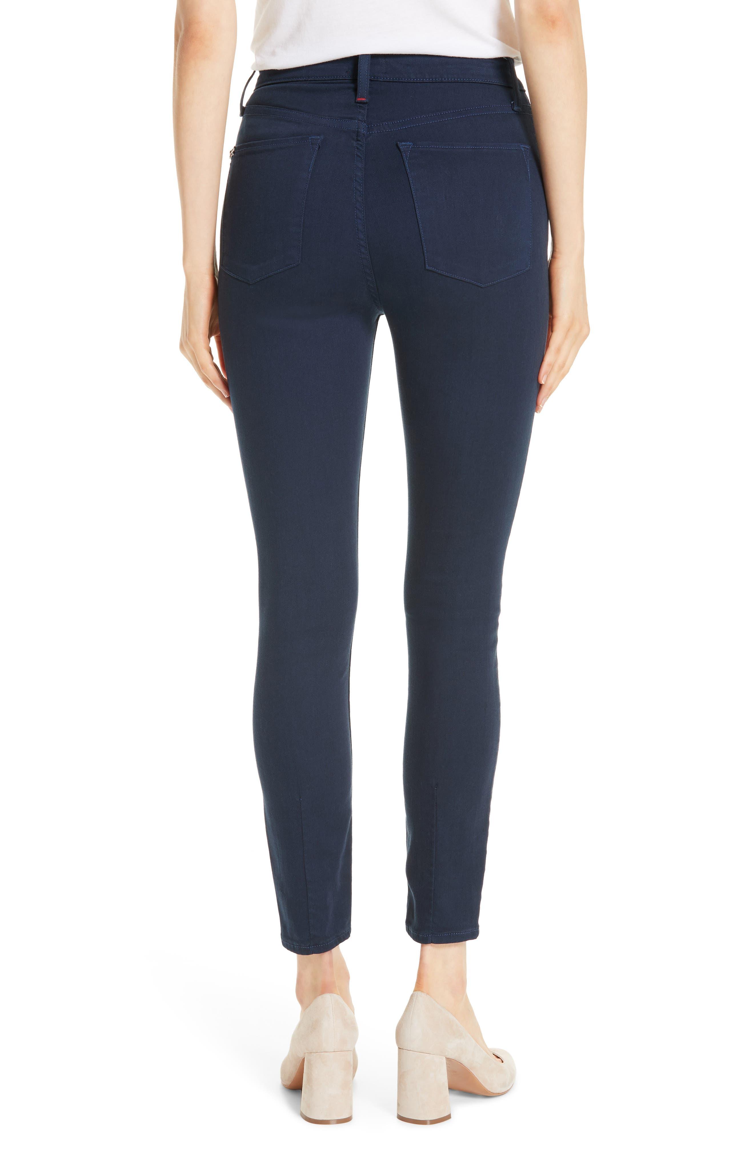 Good High Waist Skinny Jeans,                             Alternate thumbnail 2, color,                             400