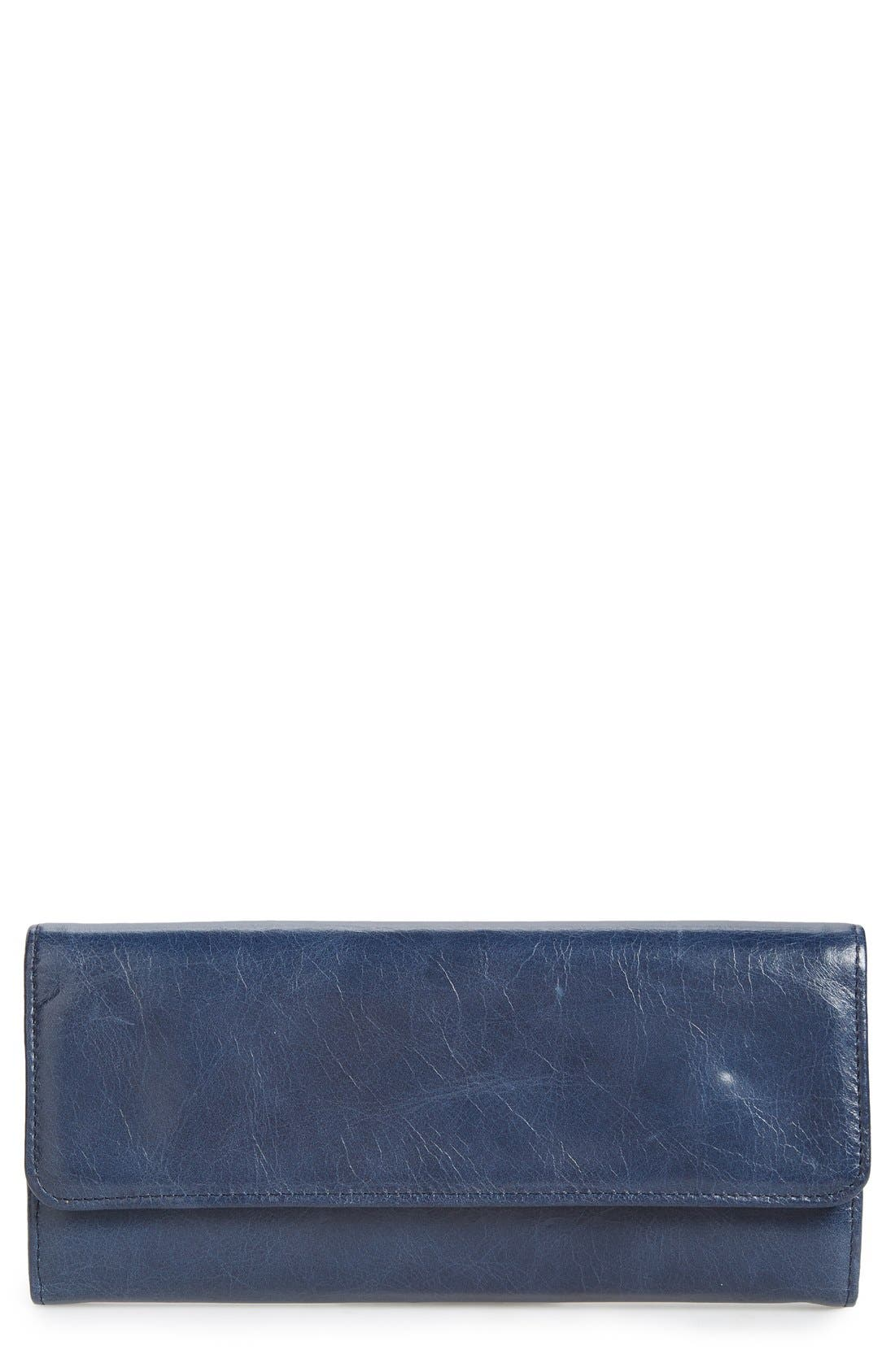 'Sadie' Leather Wallet,                             Main thumbnail 41, color,