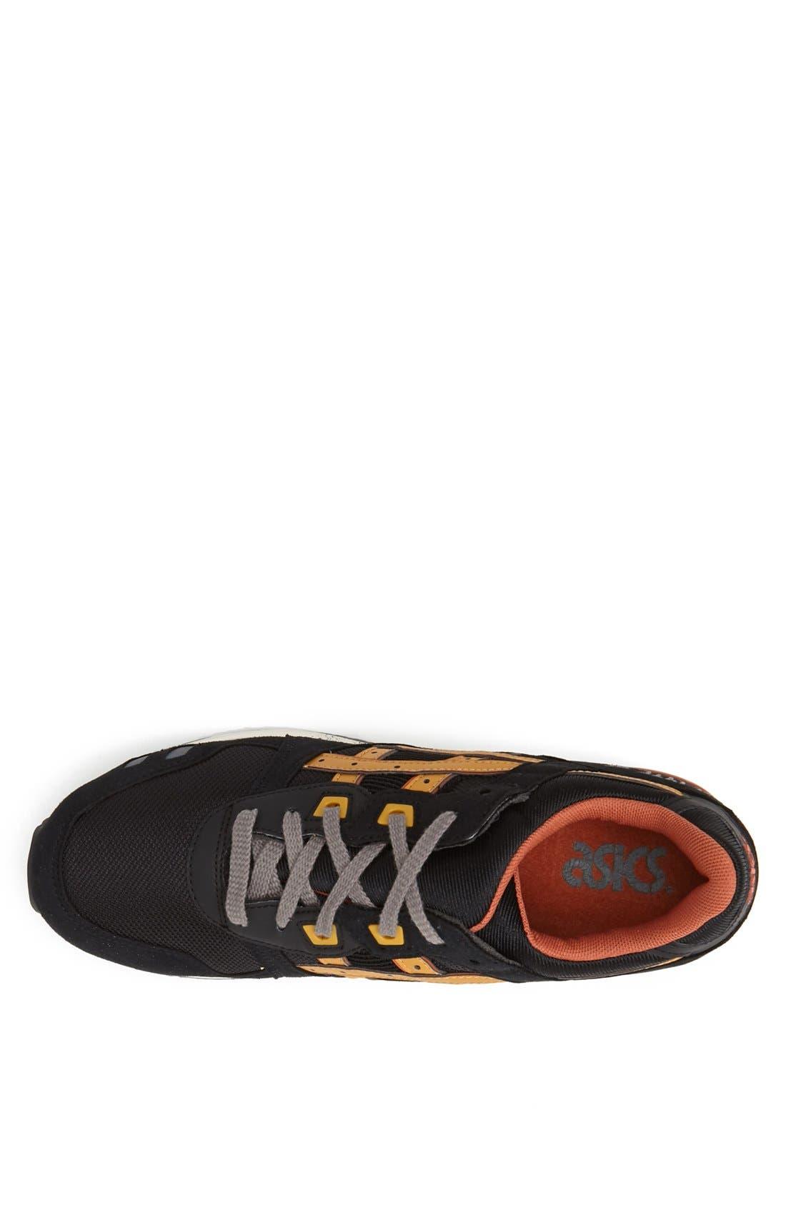 ASICS<SUP>®</SUP>,                             'GEL-Lyte III' Sneaker,                             Alternate thumbnail 4, color,                             002