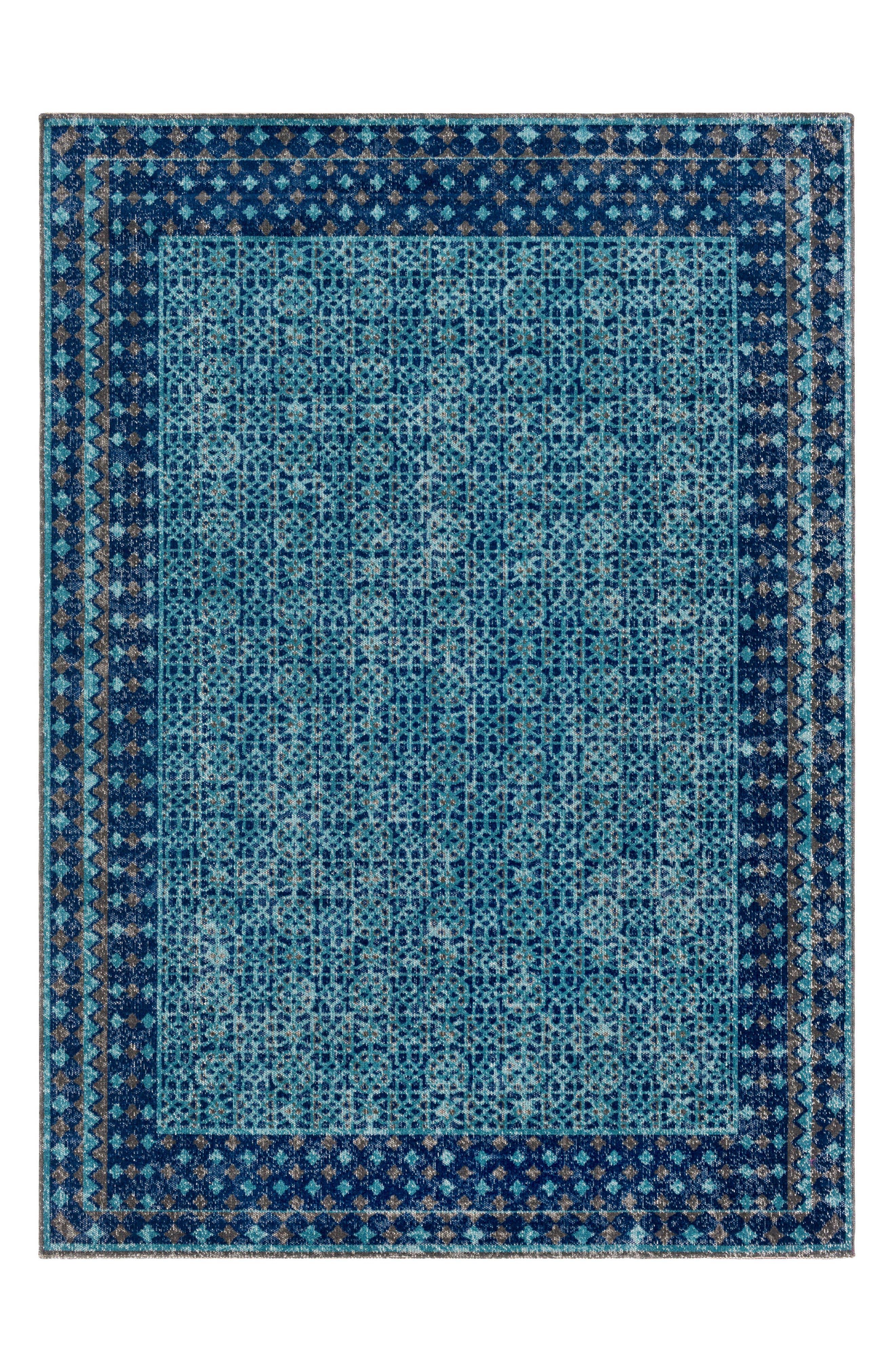 Tessera Border Rug,                         Main,                         color, 440