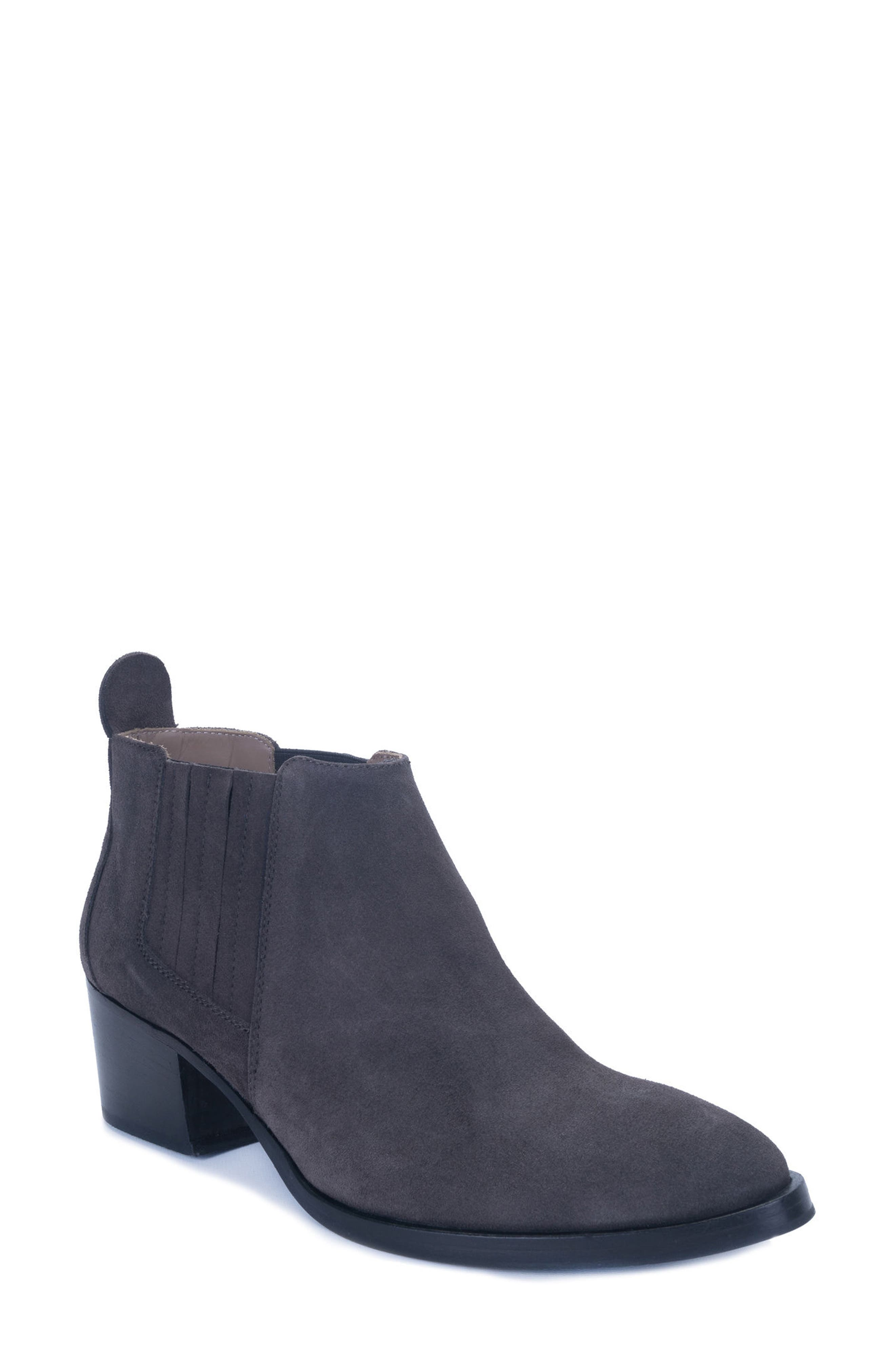 Corsini Water-Resistant Pull On Bootie,                             Main thumbnail 1, color,                             033