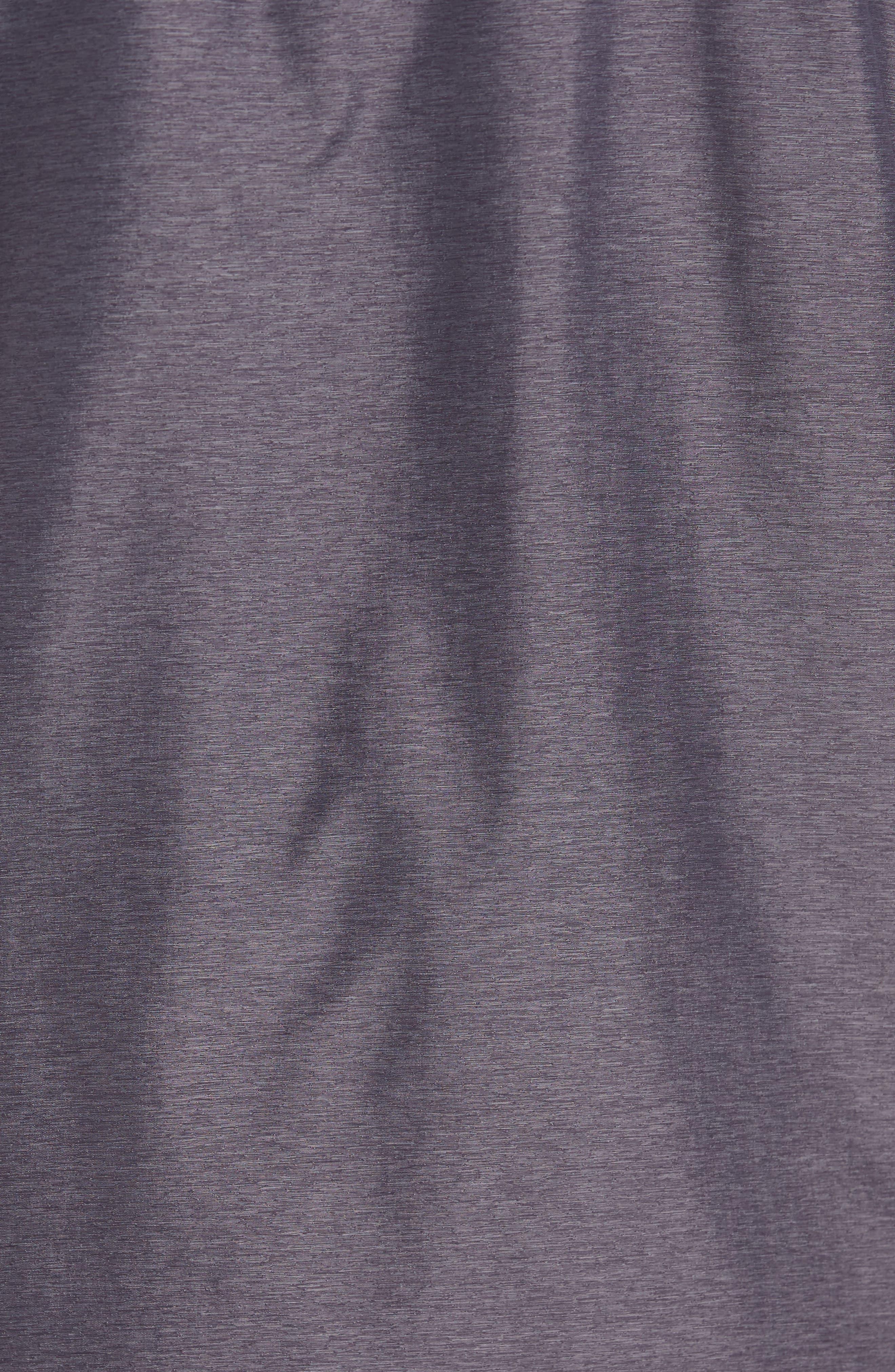 Carthage Reversible Vest,                             Alternate thumbnail 7, color,                             BLACK