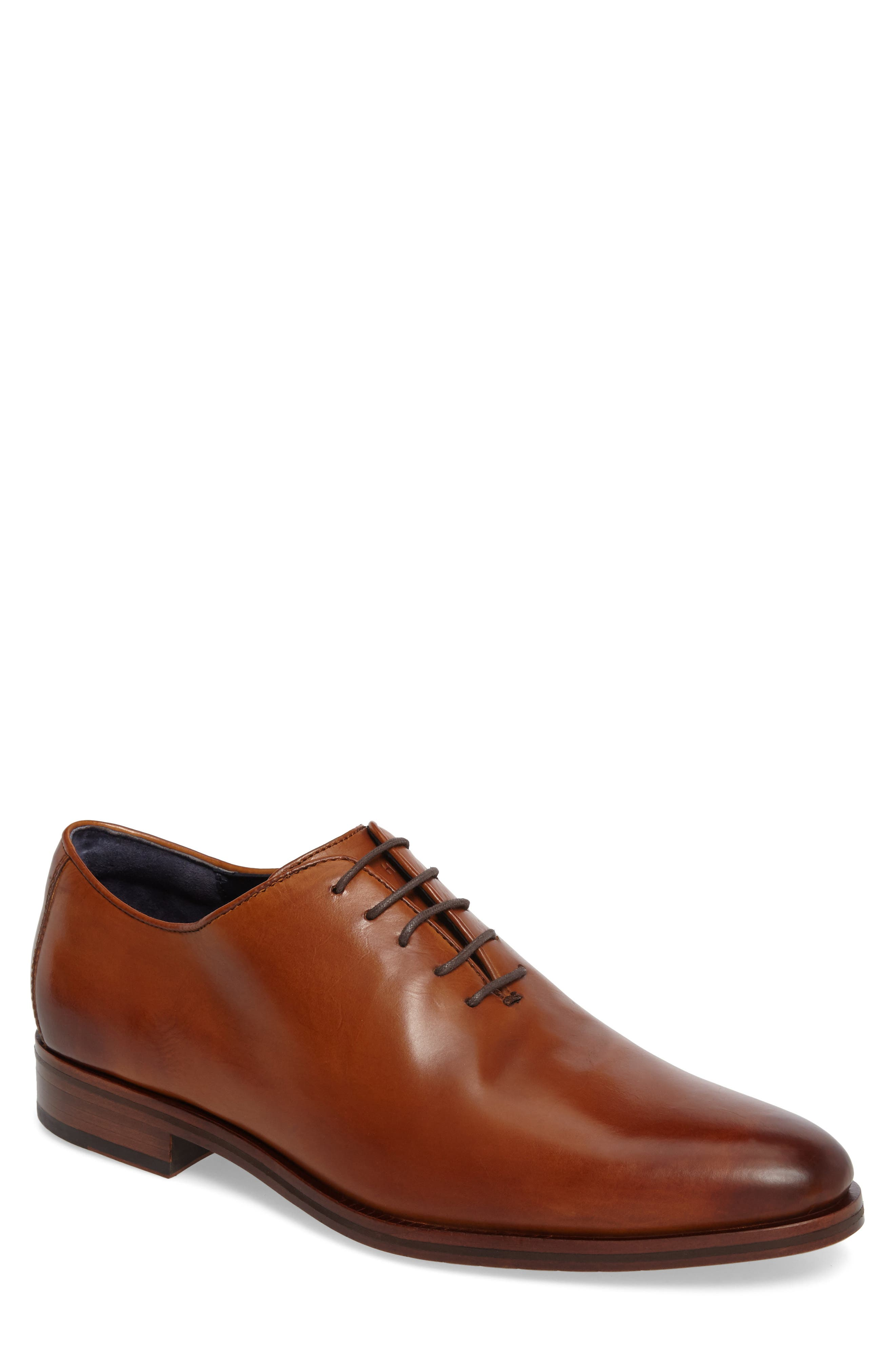 Cole Haan Washington Grand Plain Toe Oxford, Brown