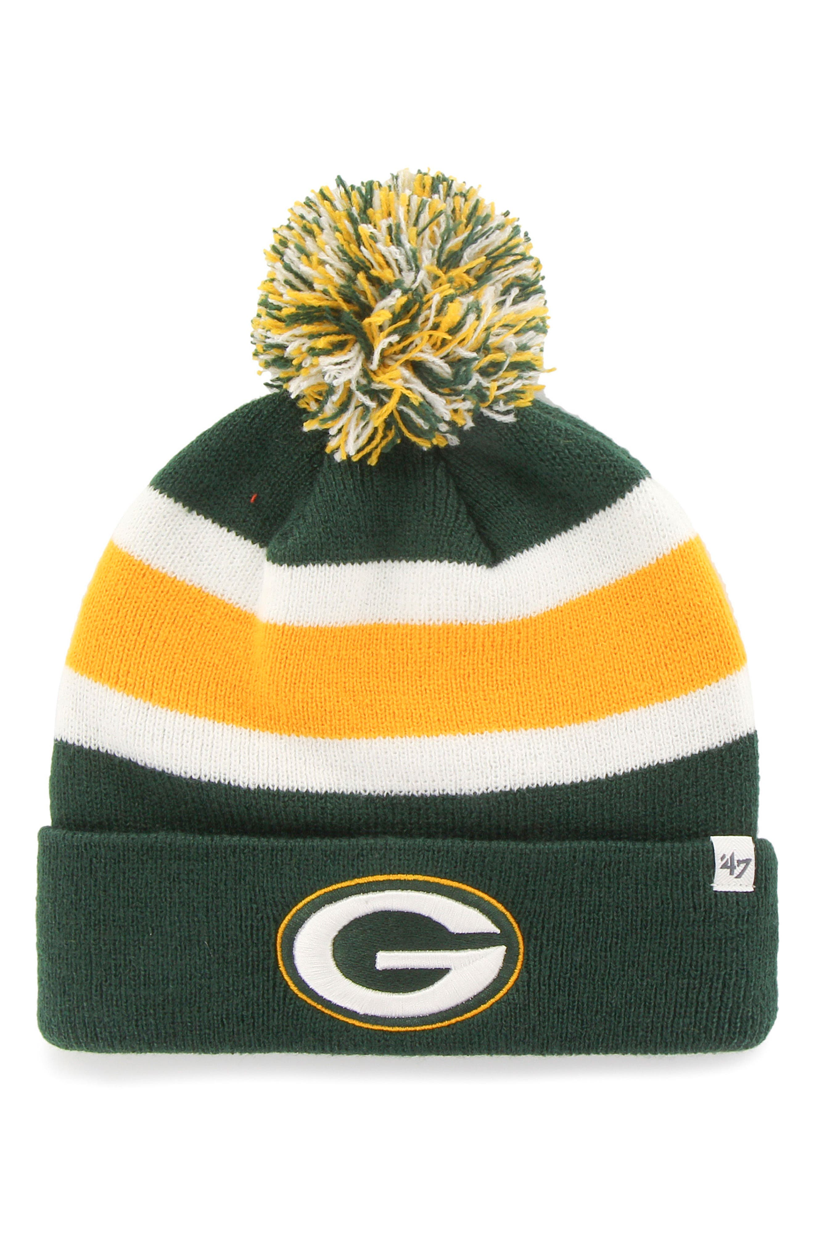 NFL Breakaway Knit Cap,                             Main thumbnail 2, color,