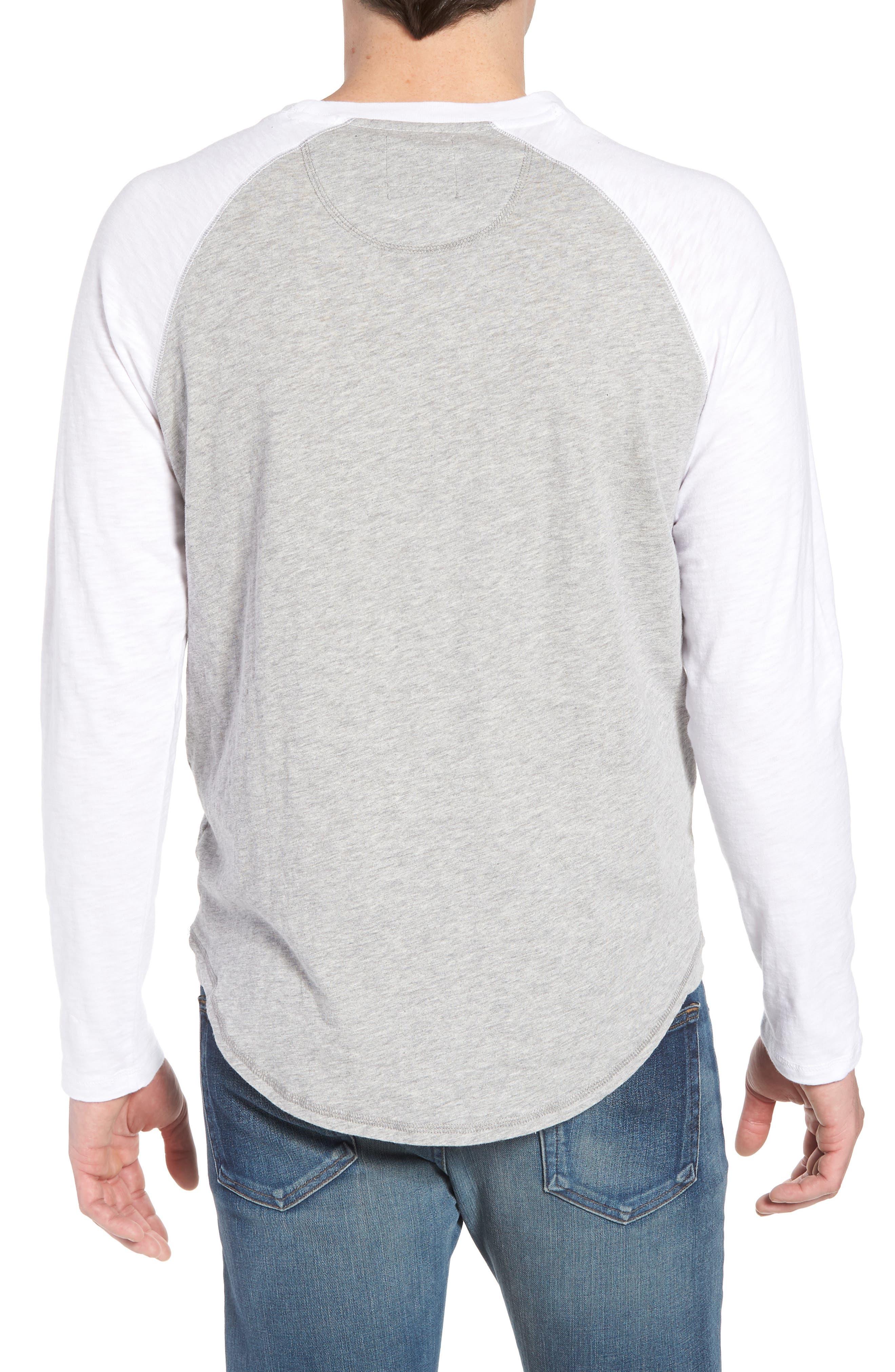 Vintage Raglan Shirt,                             Alternate thumbnail 5, color,