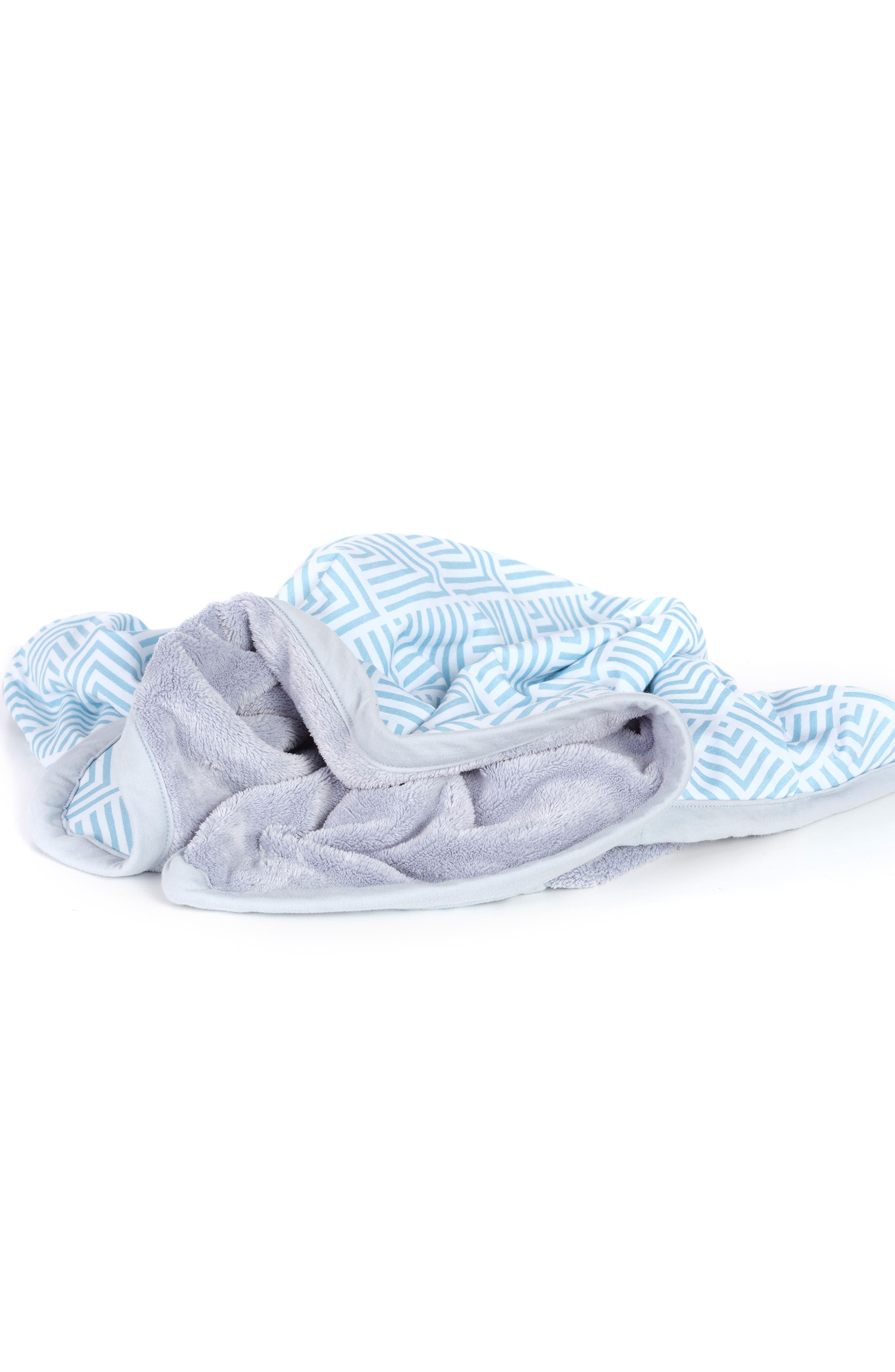 Kai Cuddle Blanket & Moon Pillow Set,                             Alternate thumbnail 3, color,                             KAI