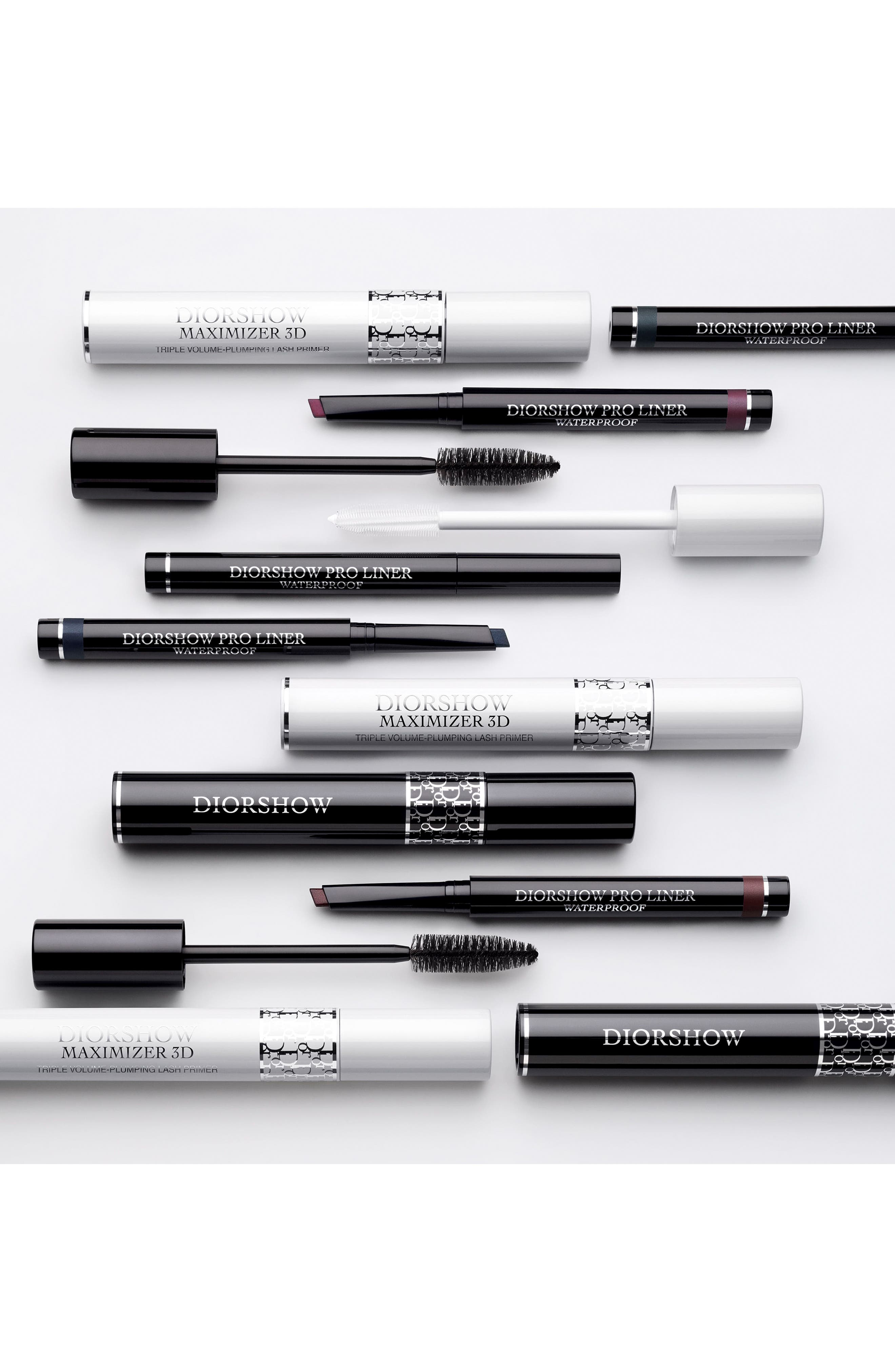 Diorshow Waterproof Pro Liner,                             Alternate thumbnail 3, color,                             002