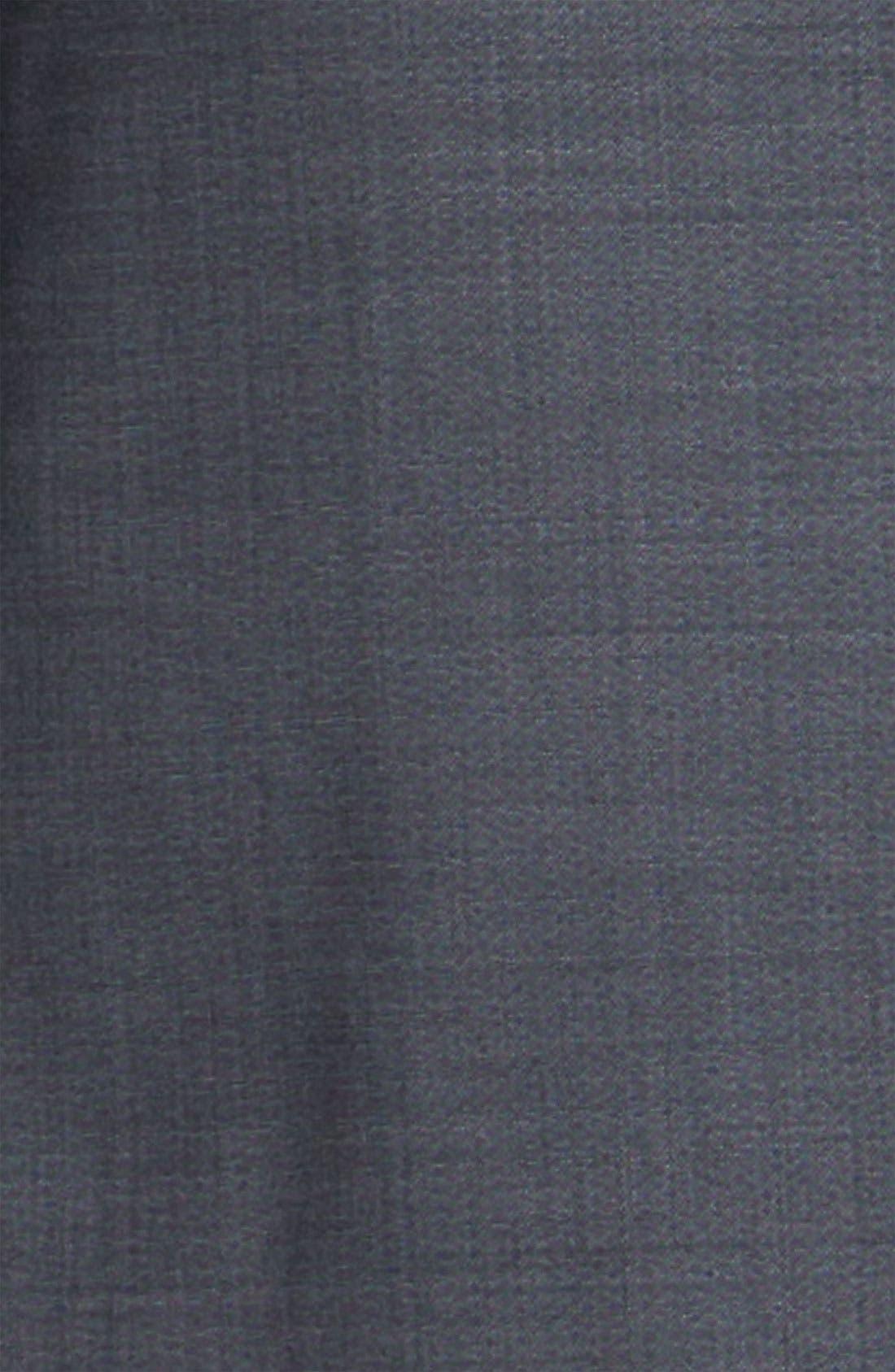 Jones Trim Fit Wool Suit,                             Alternate thumbnail 12, color,