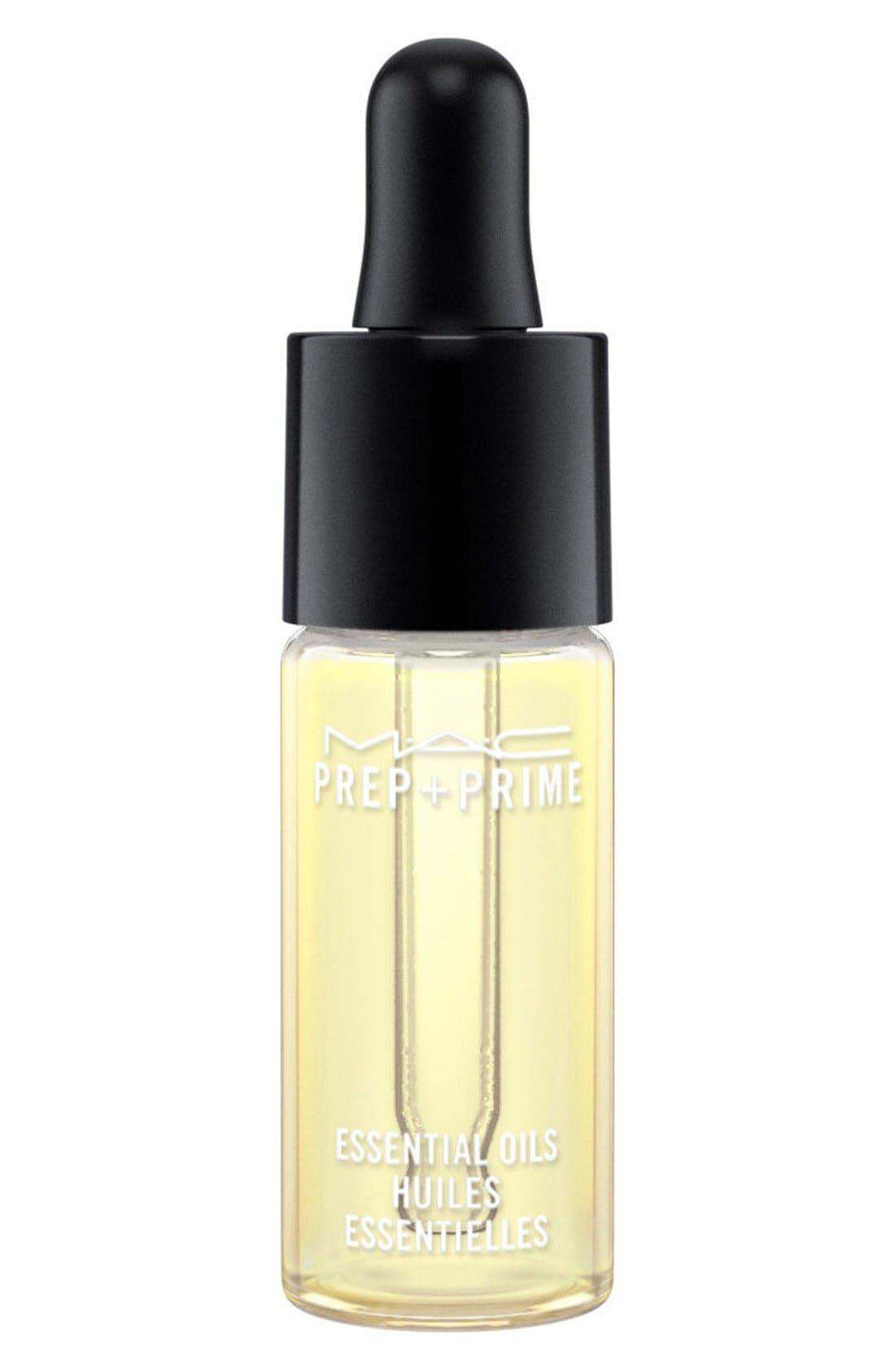 MAC Prep + Prime Grapefruit & Chamomile Essential Oils,                             Main thumbnail 1, color,                             GRAPEFRUIT/ CHAMOMILE