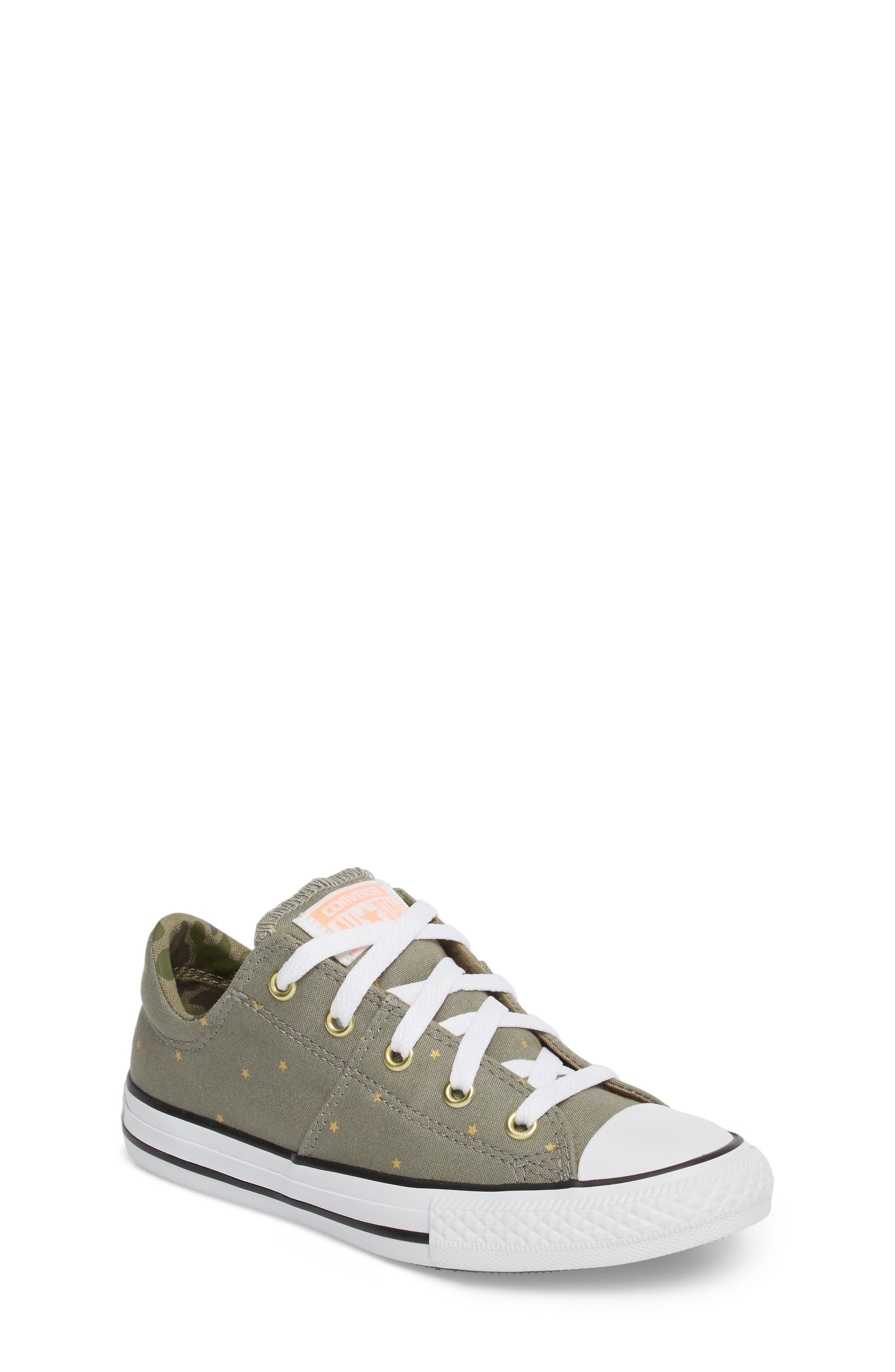 All Star<sup>®</sup> Madison Patterned Low Top Sneaker,                             Main thumbnail 1, color,                             022
