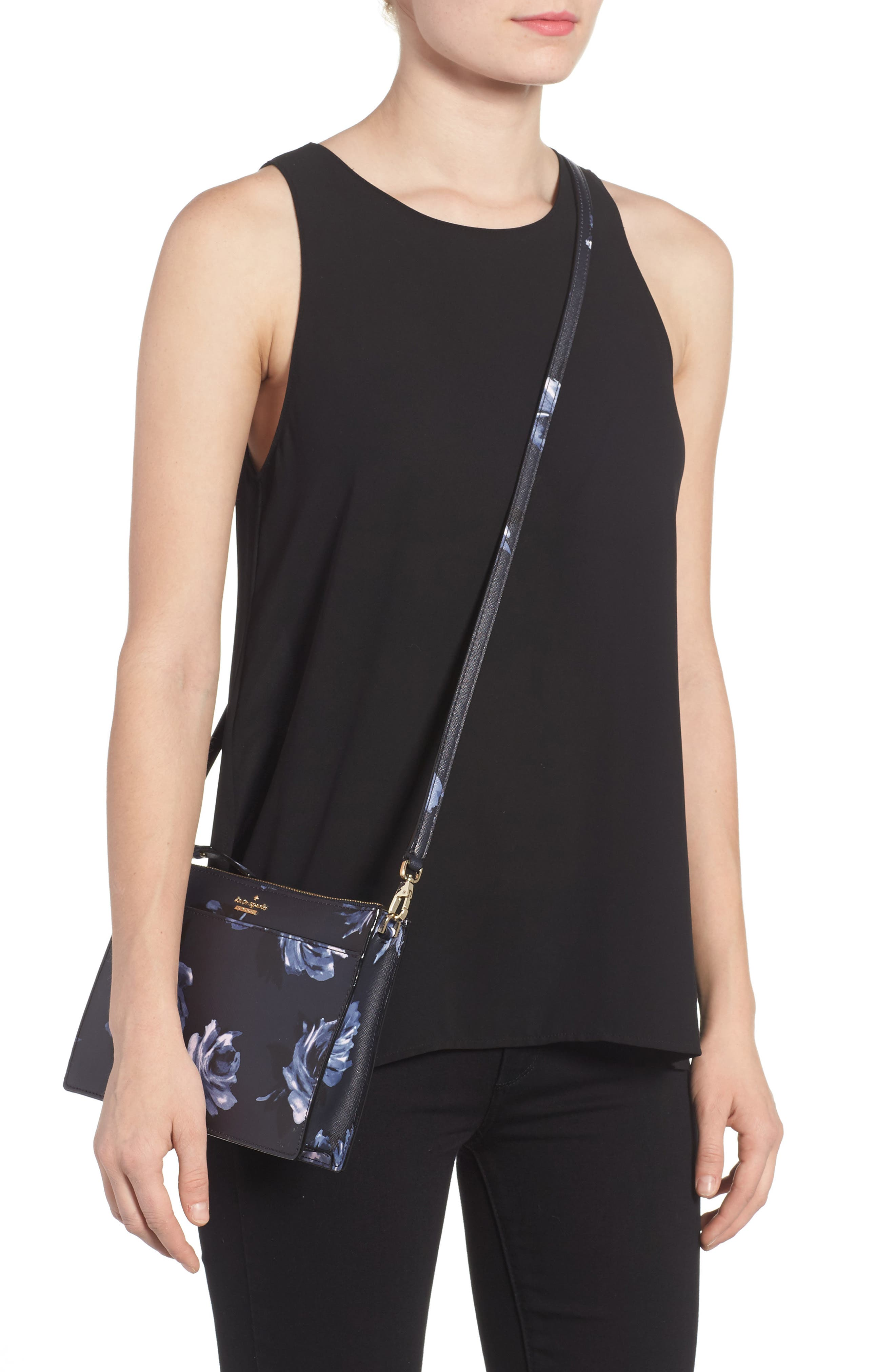 cameron street clarise leather shoulder bag,                             Alternate thumbnail 2, color,                             458