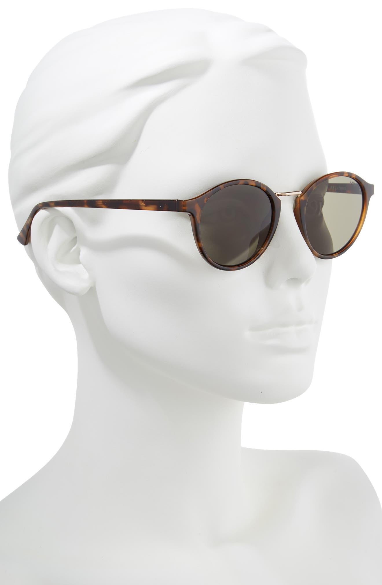 Pardox 49mm Polarized Sunglasses,                             Alternate thumbnail 2, color,                             200