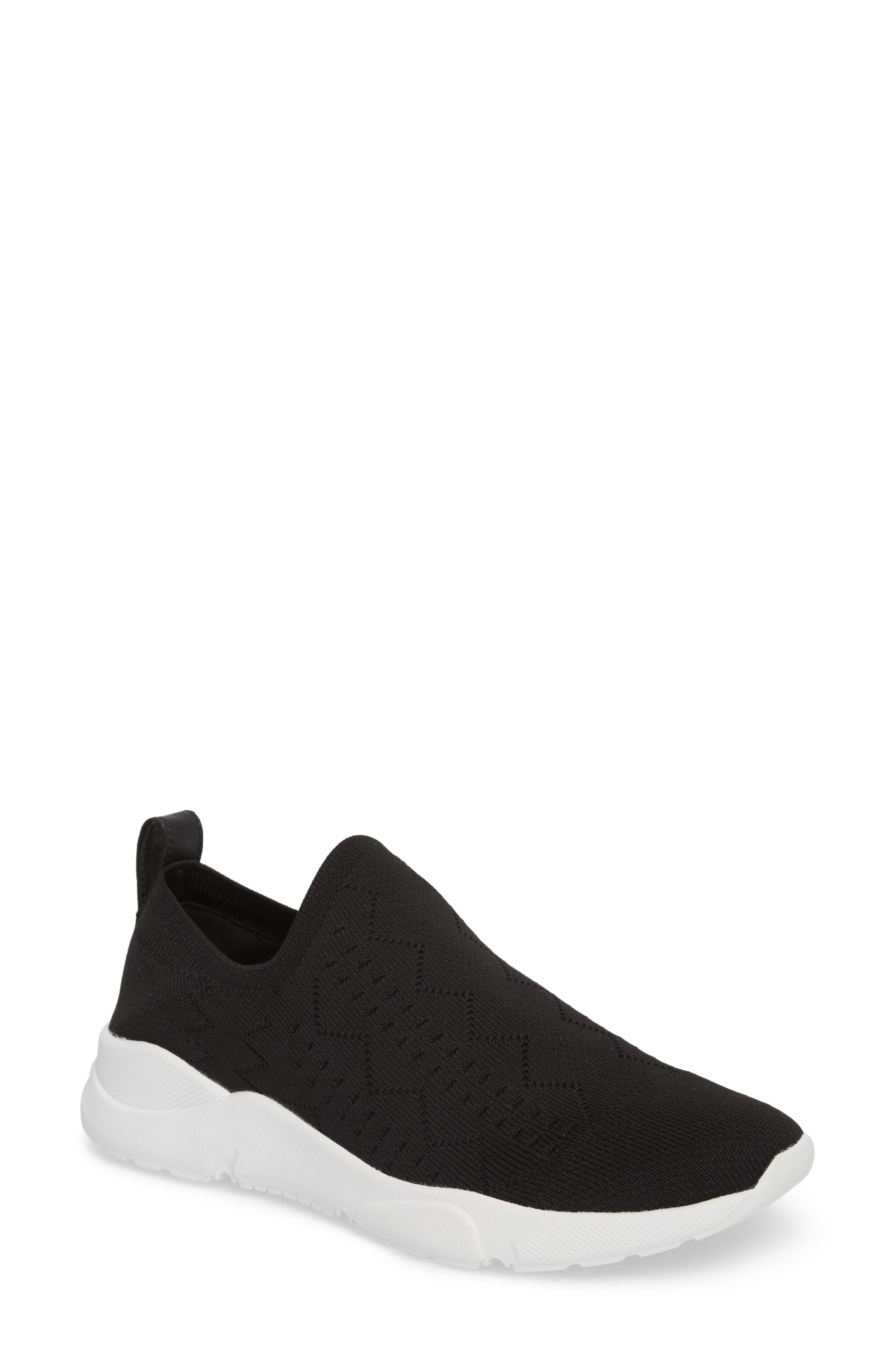 Karrie Slip-On Sneaker,                             Main thumbnail 1, color,                             001
