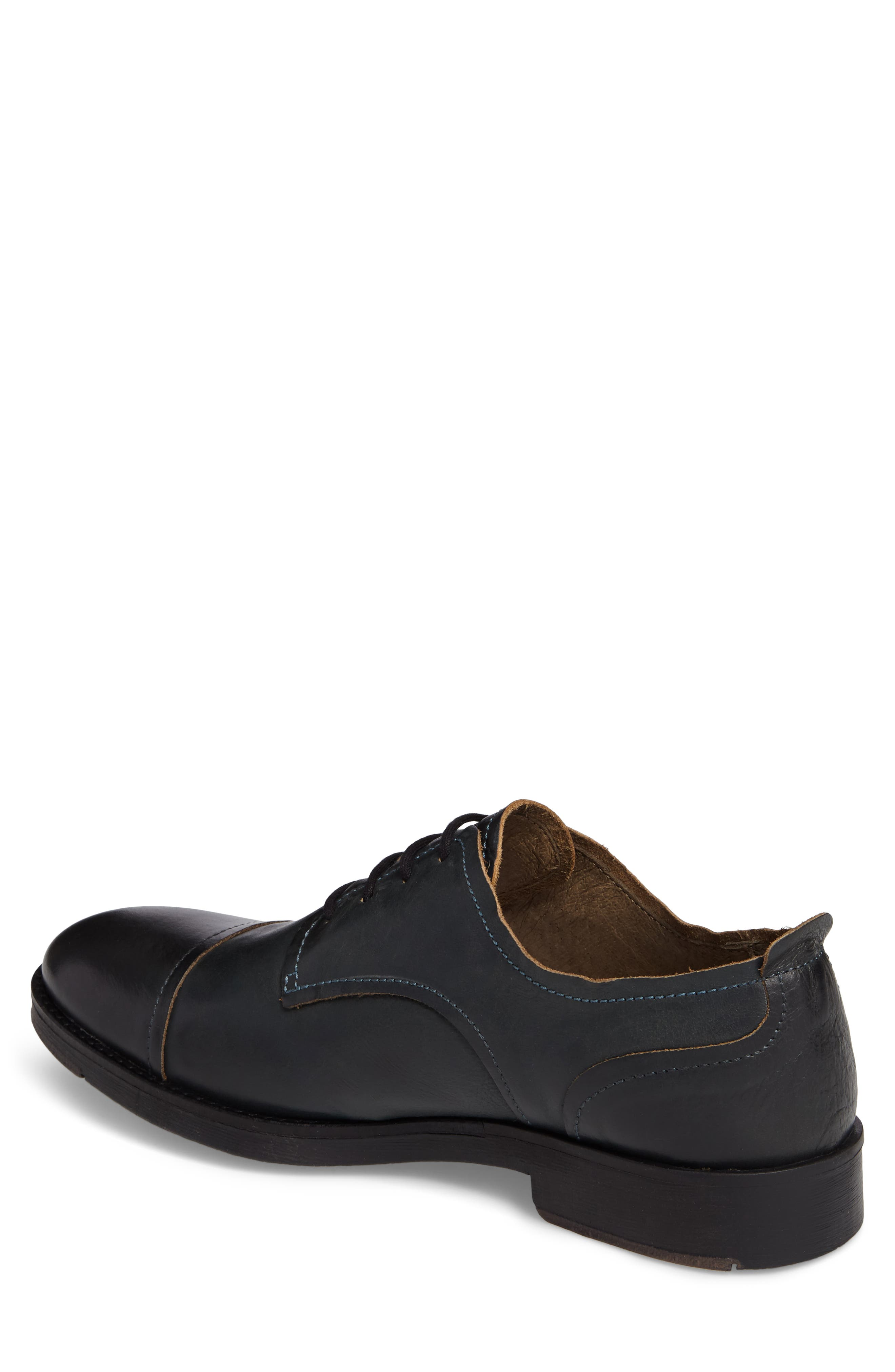 Home Fly Cap Toe Derby,                             Alternate thumbnail 4, color,