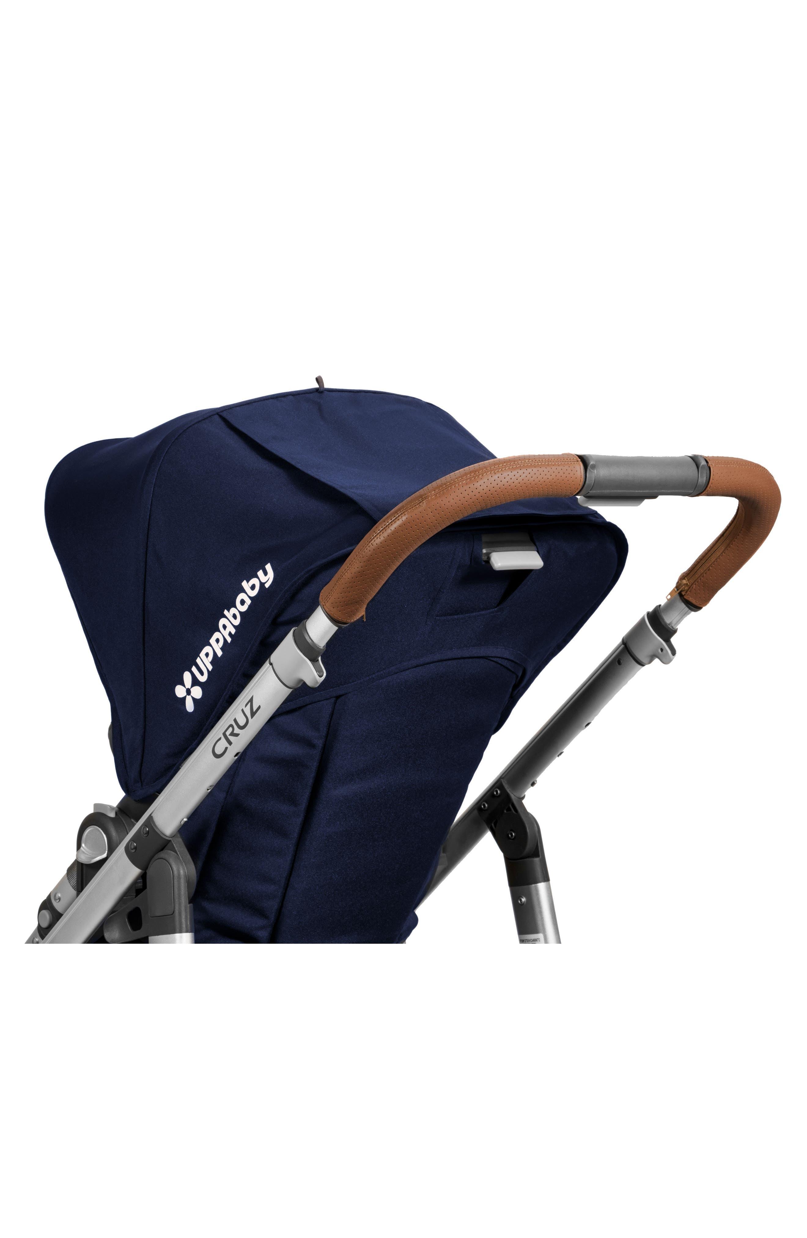 UPPABABY CRUZ Stroller Handlebar Cover, Main, color, SADDLE
