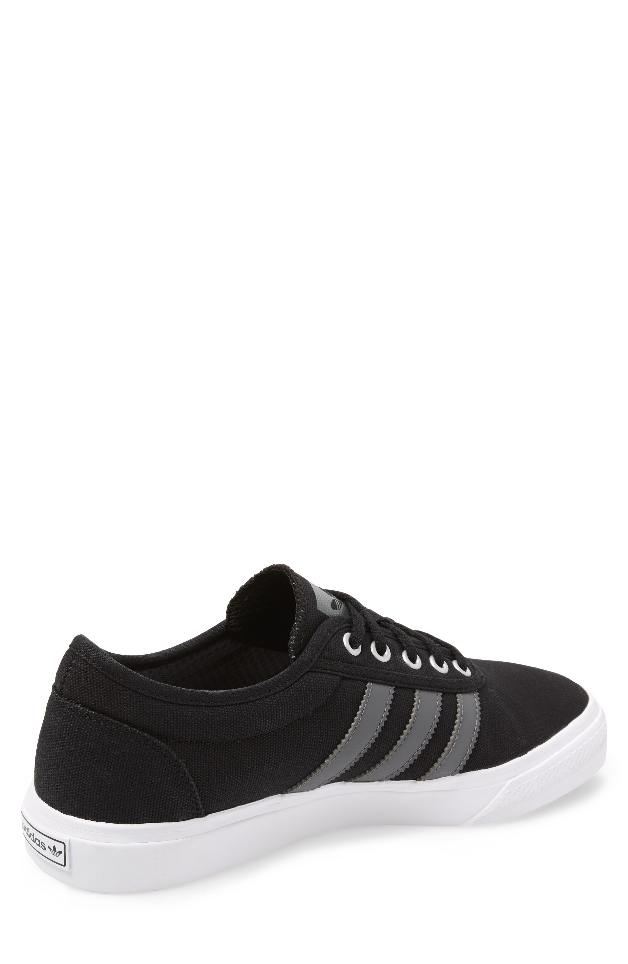Adiease Skate Sneaker,                             Alternate thumbnail 2, color,                             001