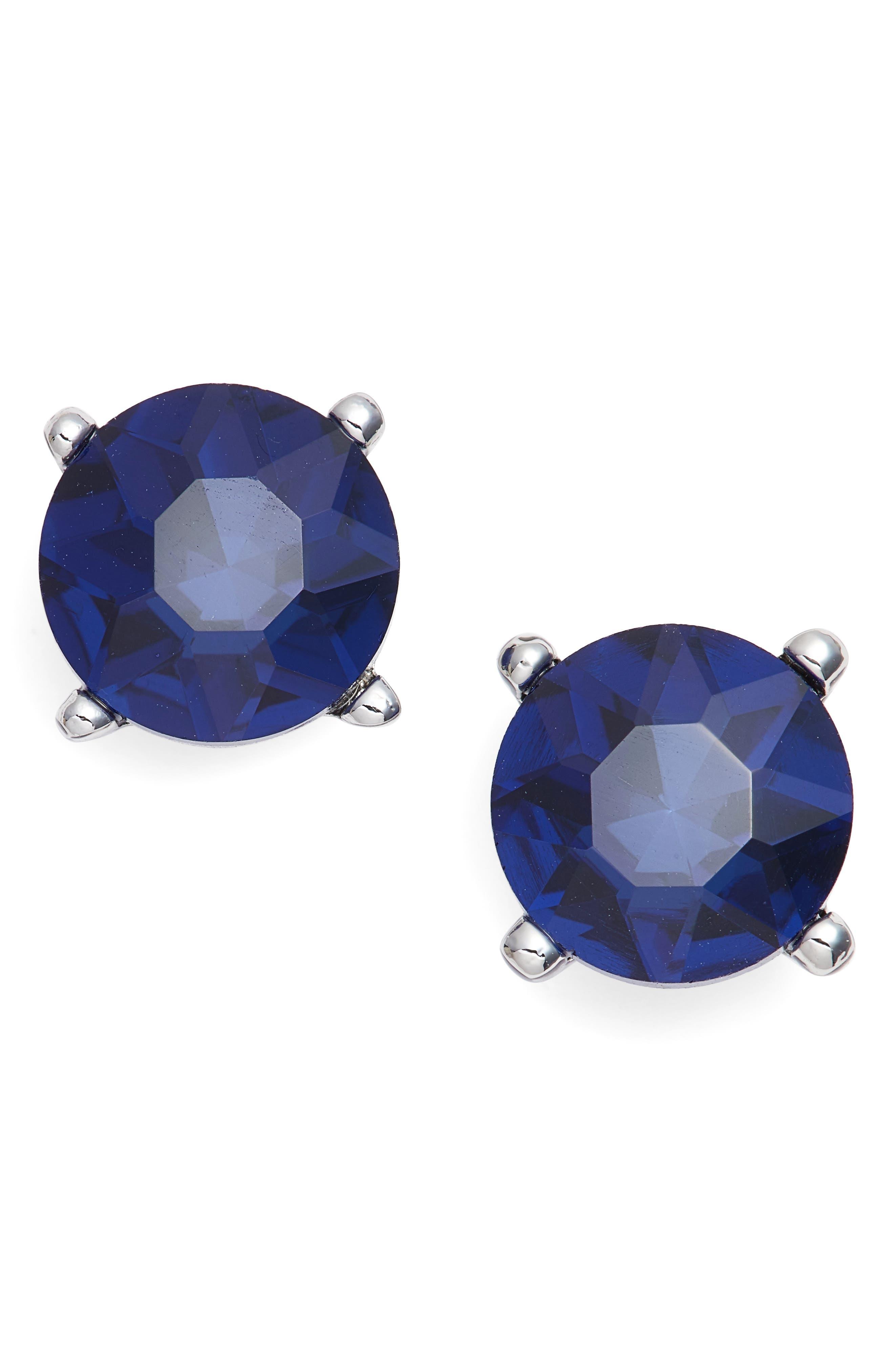 Jewel Stud Earrings,                         Main,                         color, 040