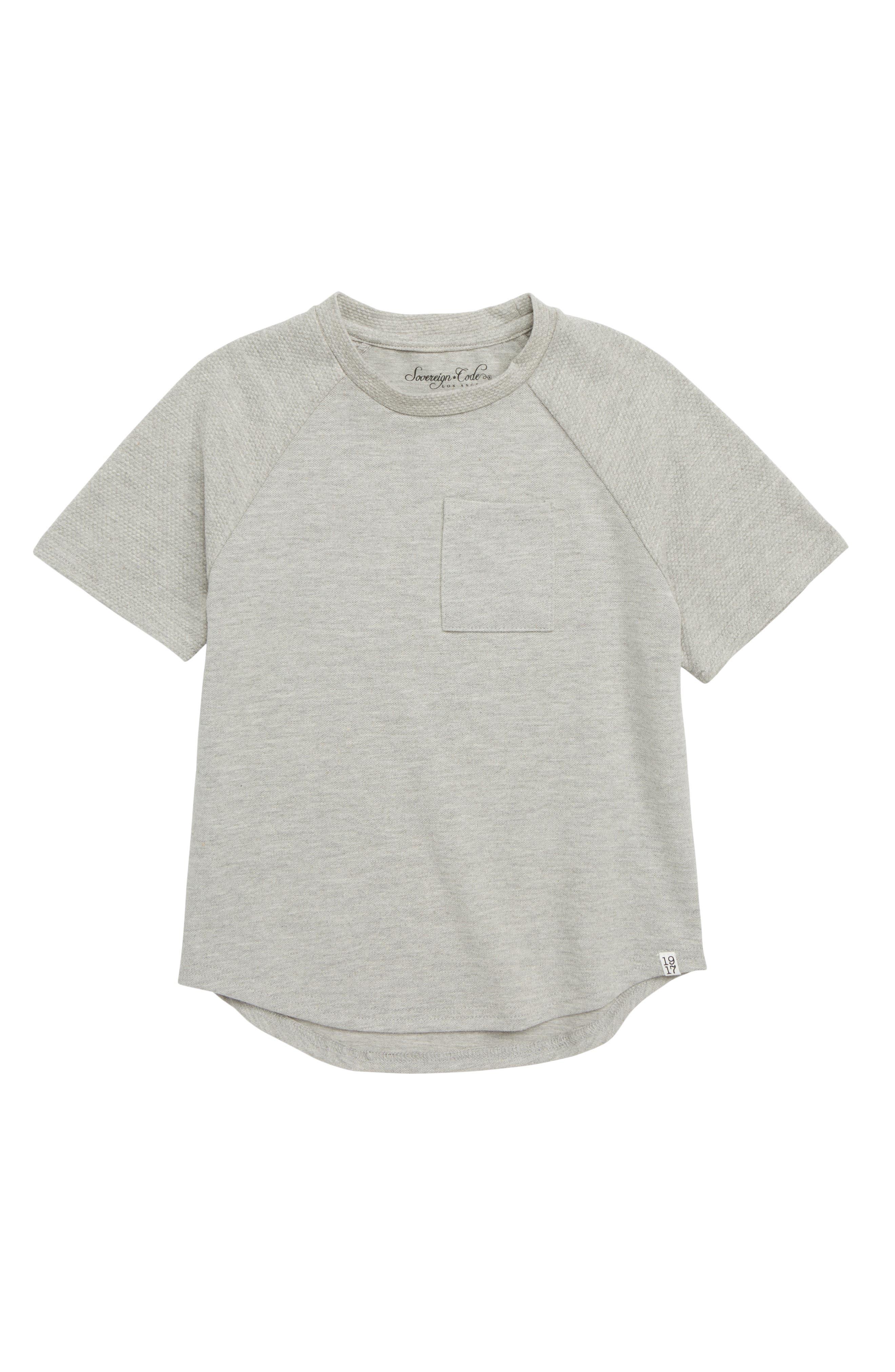 Suburb T-Shirt,                         Main,                         color, HEATHER GREY
