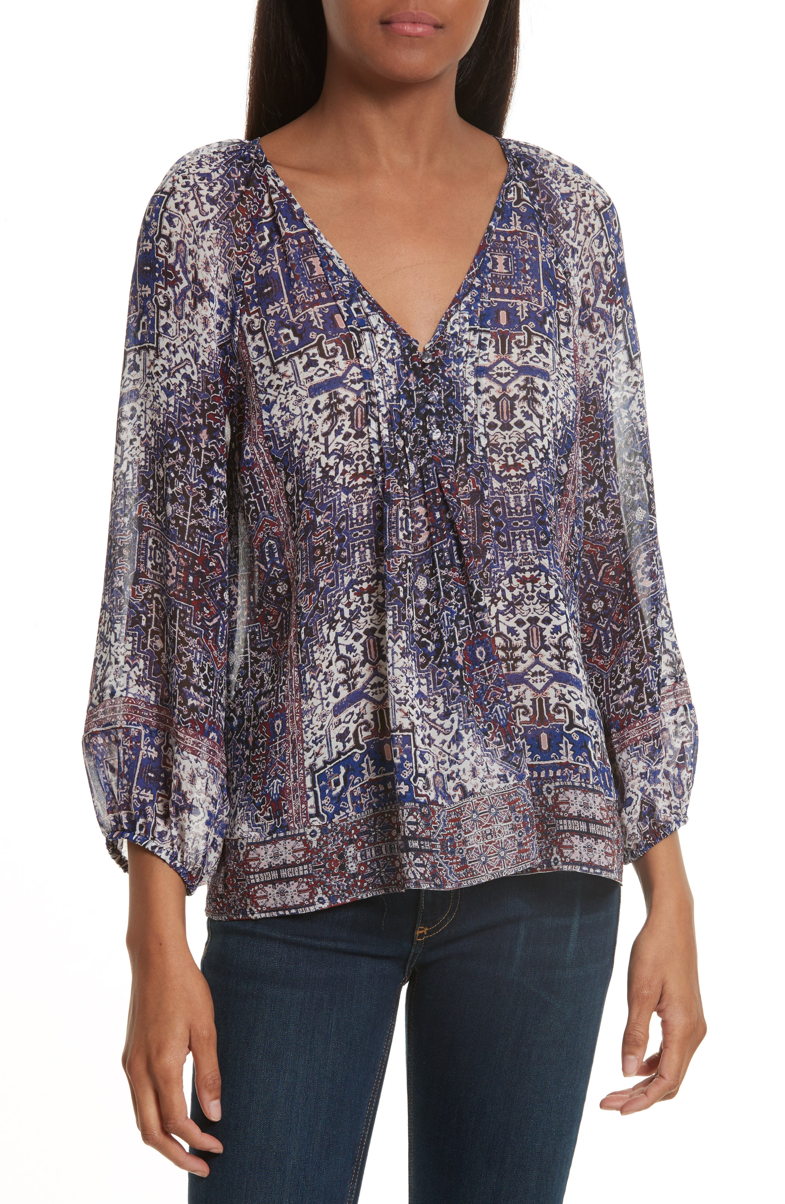 Gwendalyn Blouse,                         Main,                         color, 002