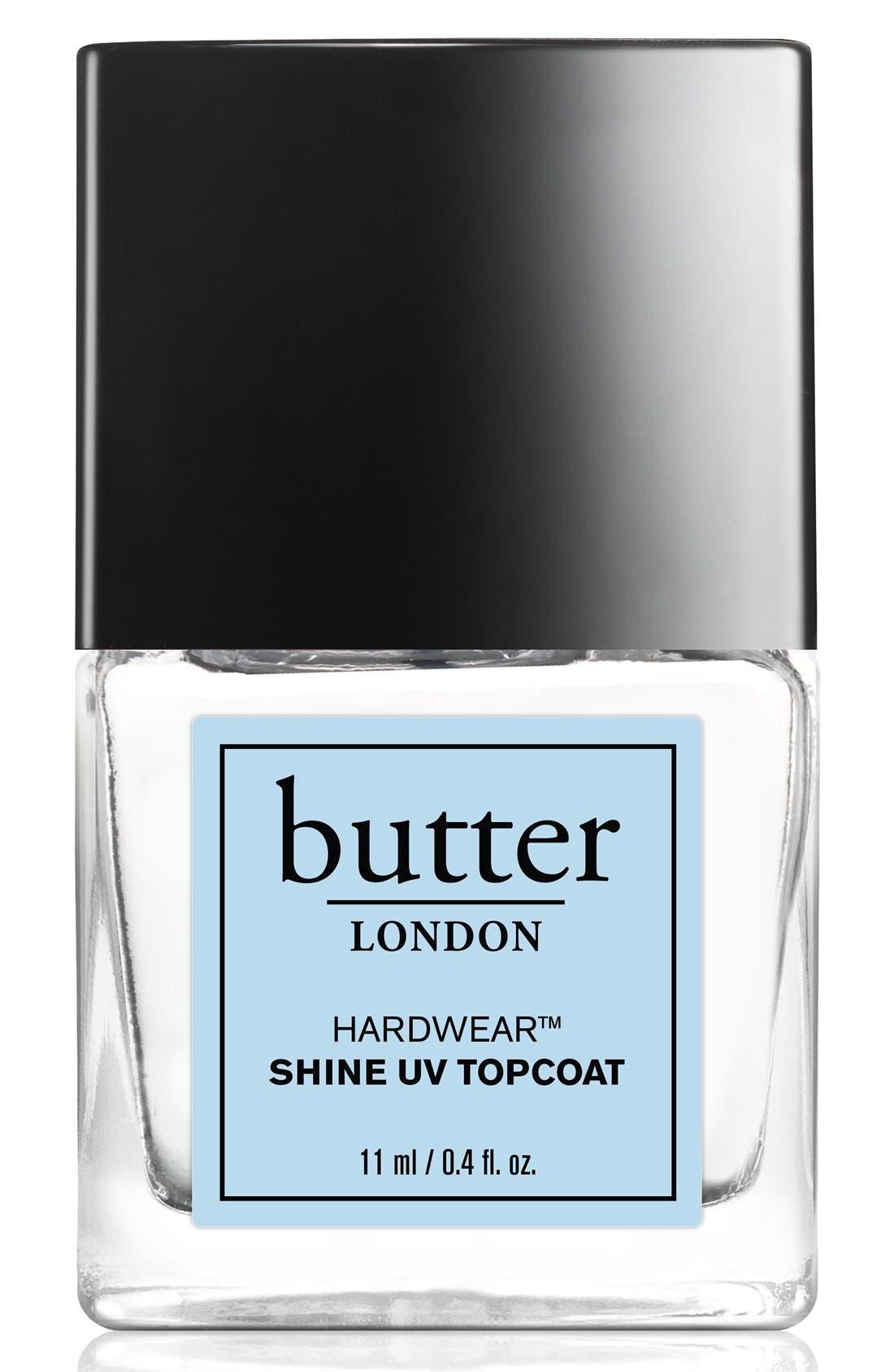 'Hardwear<sup>™</sup>' Shine UV Topcoat,                             Main thumbnail 1, color,                             000