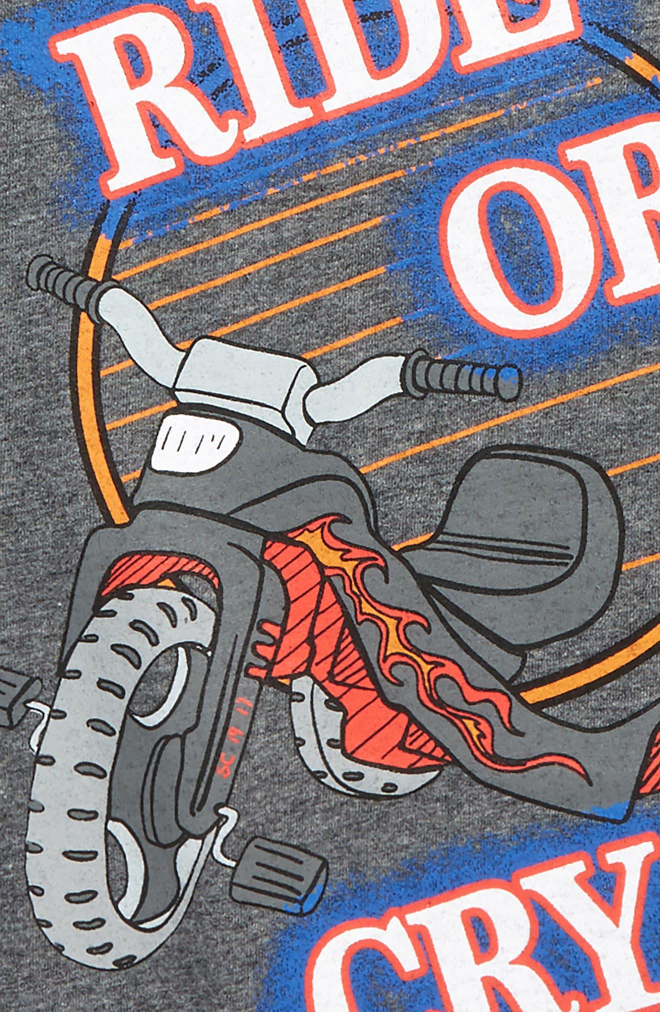 Trike T-Shirt,                             Alternate thumbnail 2, color,