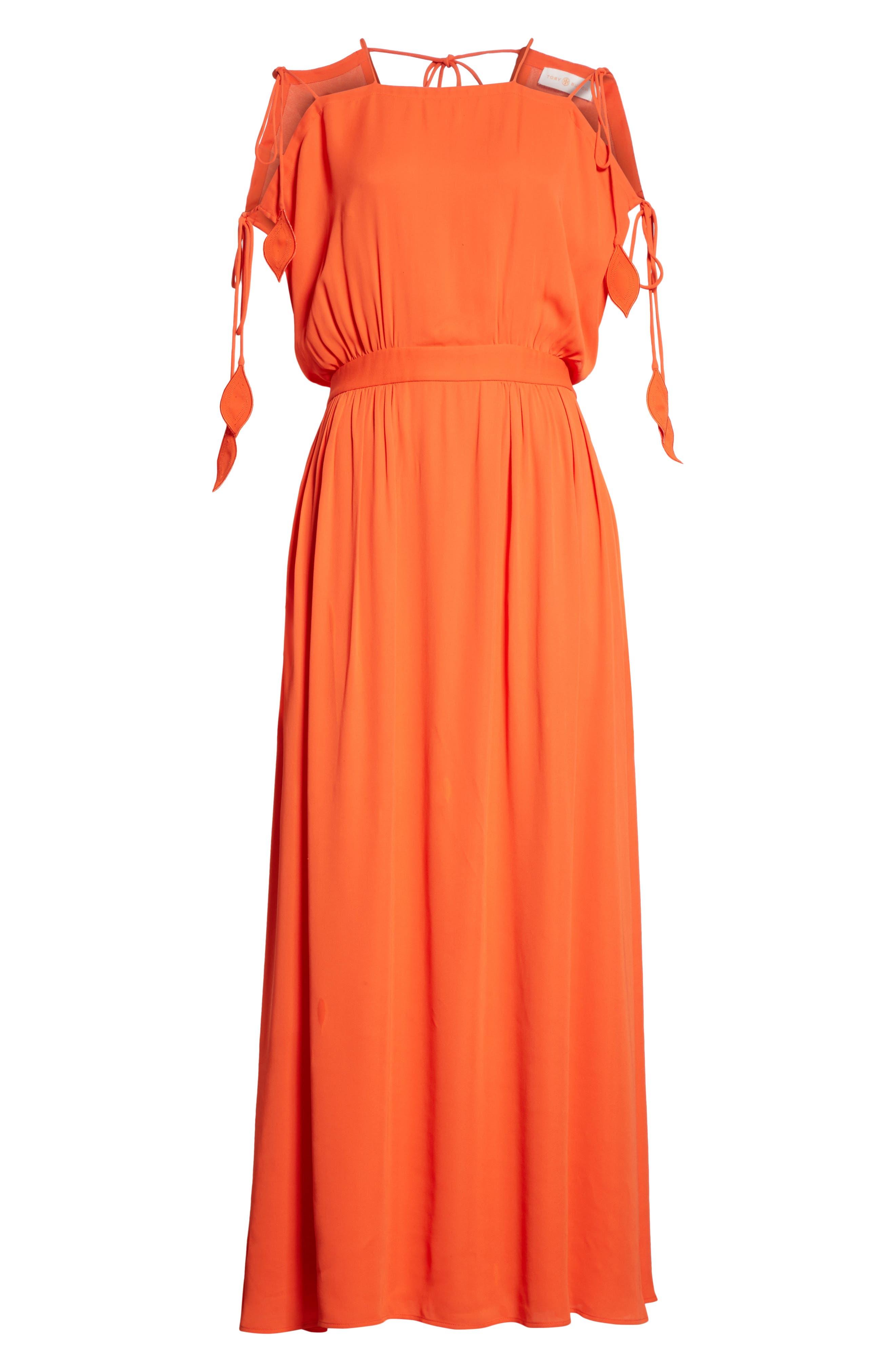 Evalene Maxi Dress,                             Alternate thumbnail 6, color,                             614