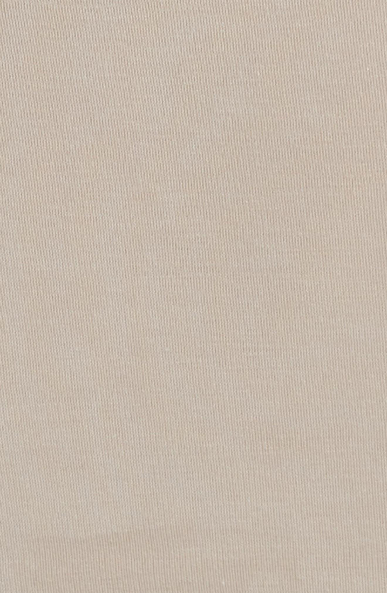 Iridescent Sheer Organza Shirt,                             Alternate thumbnail 5, color,                             400