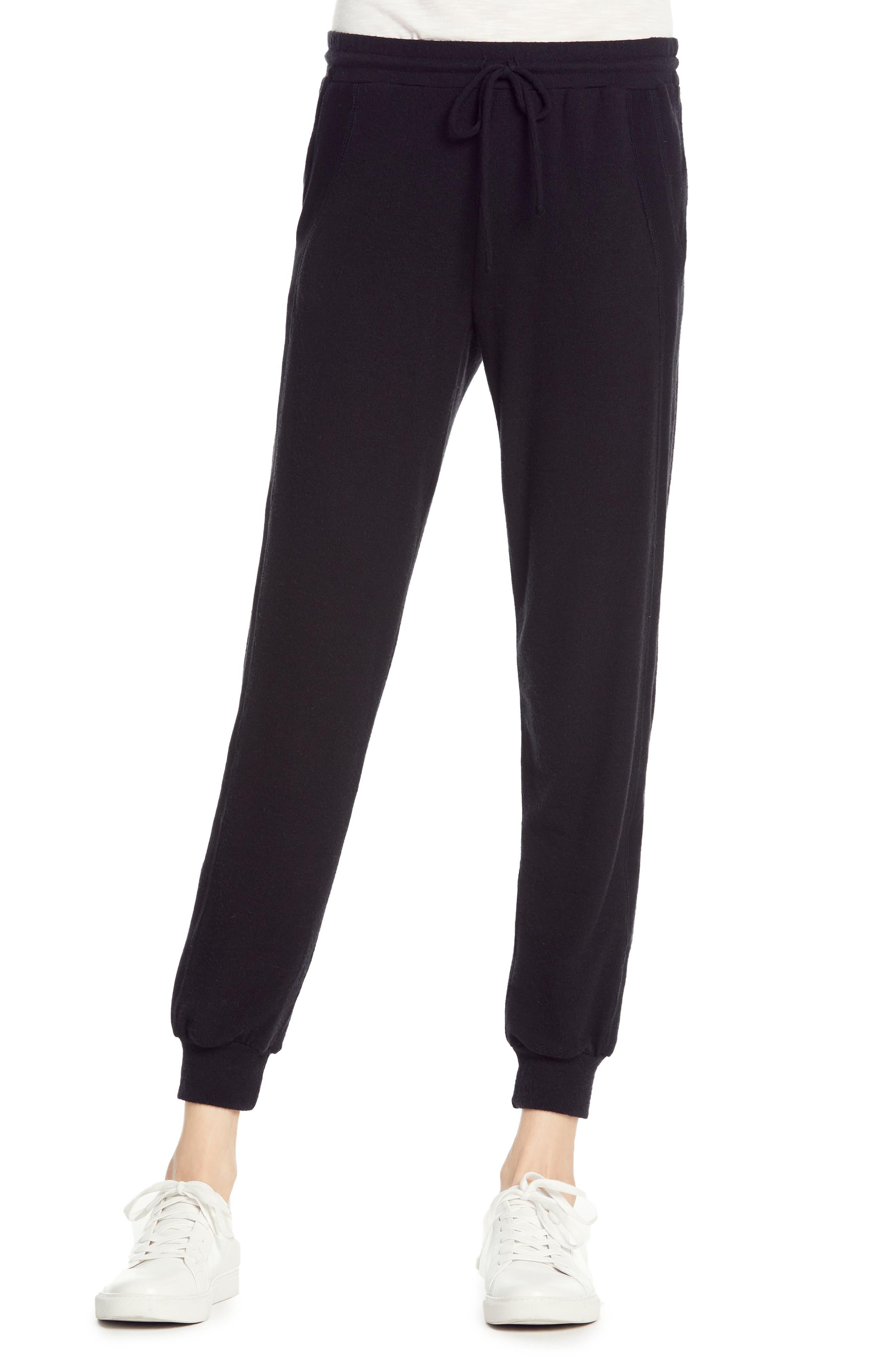Drawstring Pull-on Pants,                         Main,                         color, 001