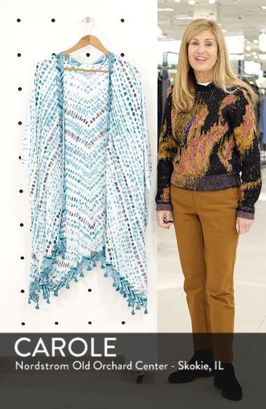 Print Kimono Wrap, sales video thumbnail
