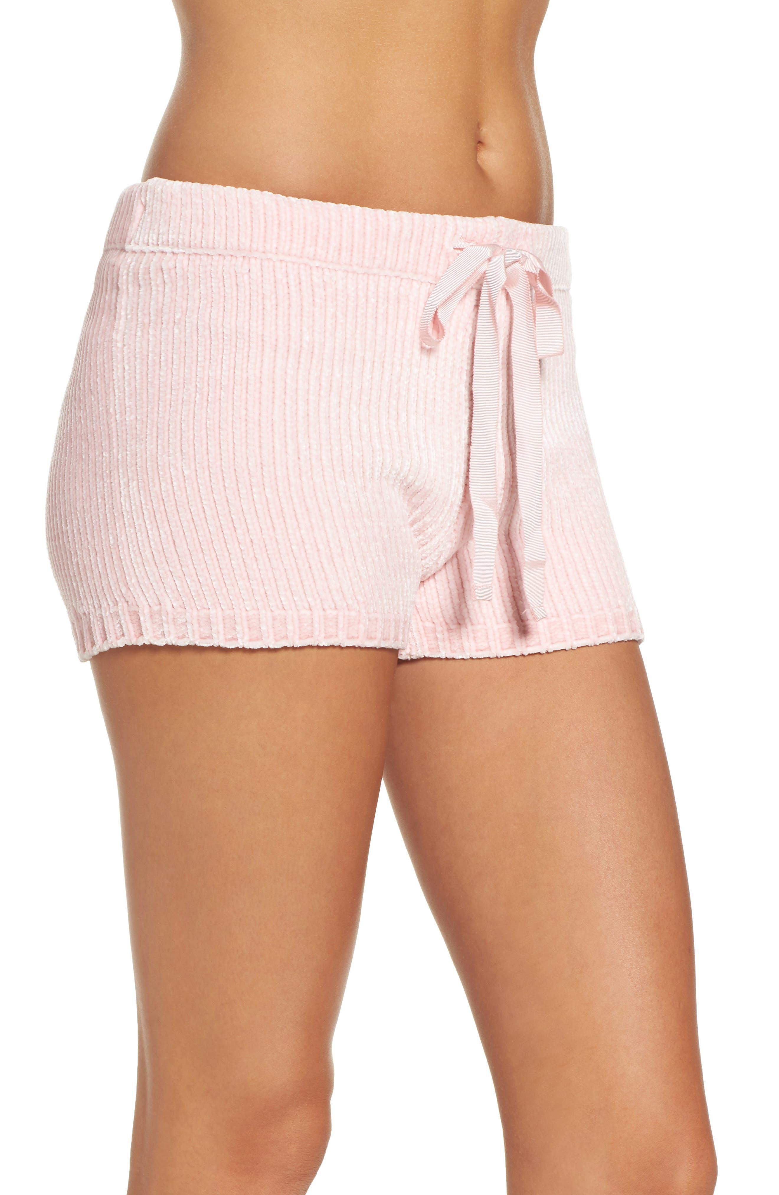 Chenille Shorts,                             Alternate thumbnail 6, color,