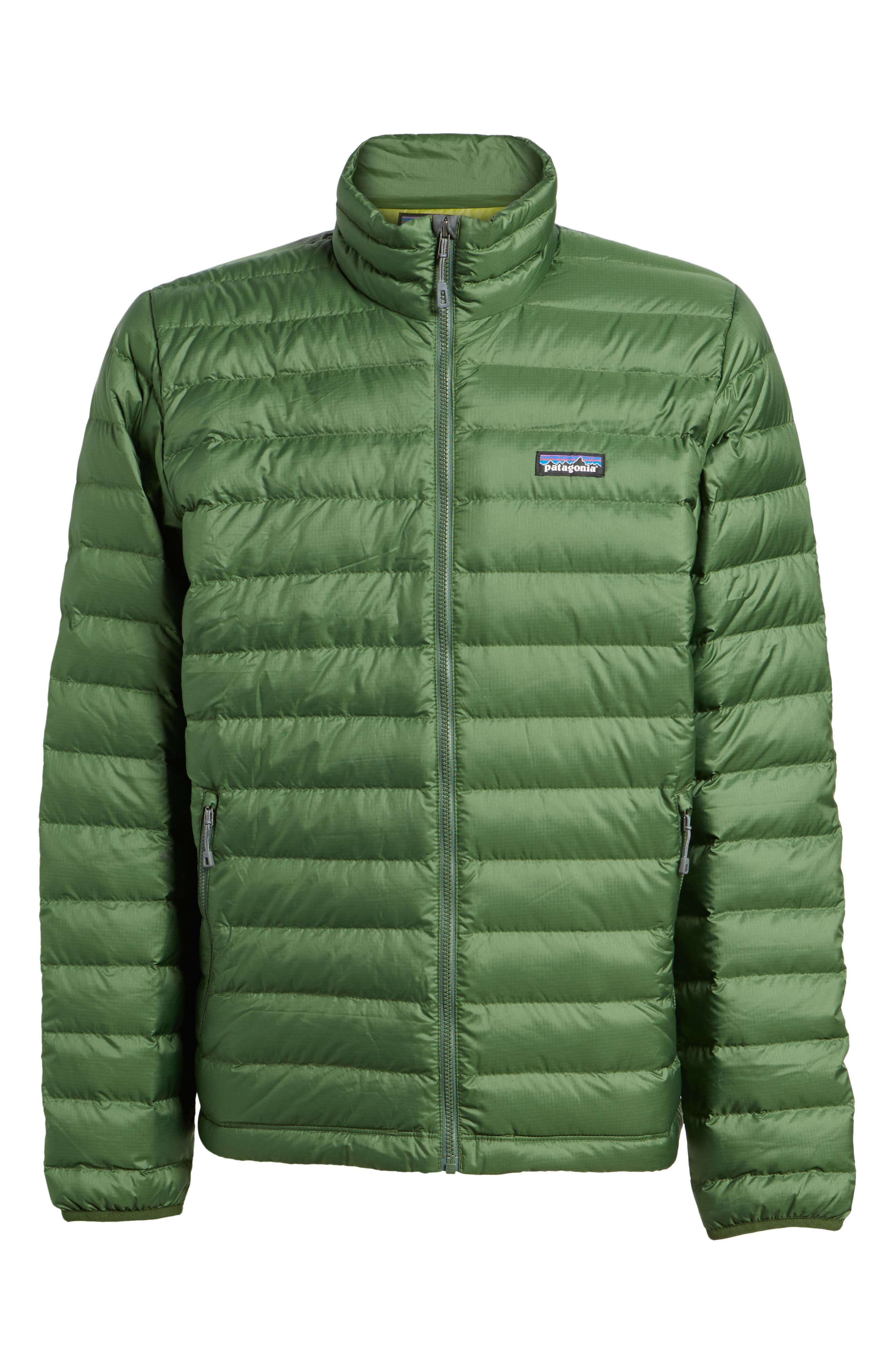 Water Repellent Down Jacket,                             Alternate thumbnail 81, color,