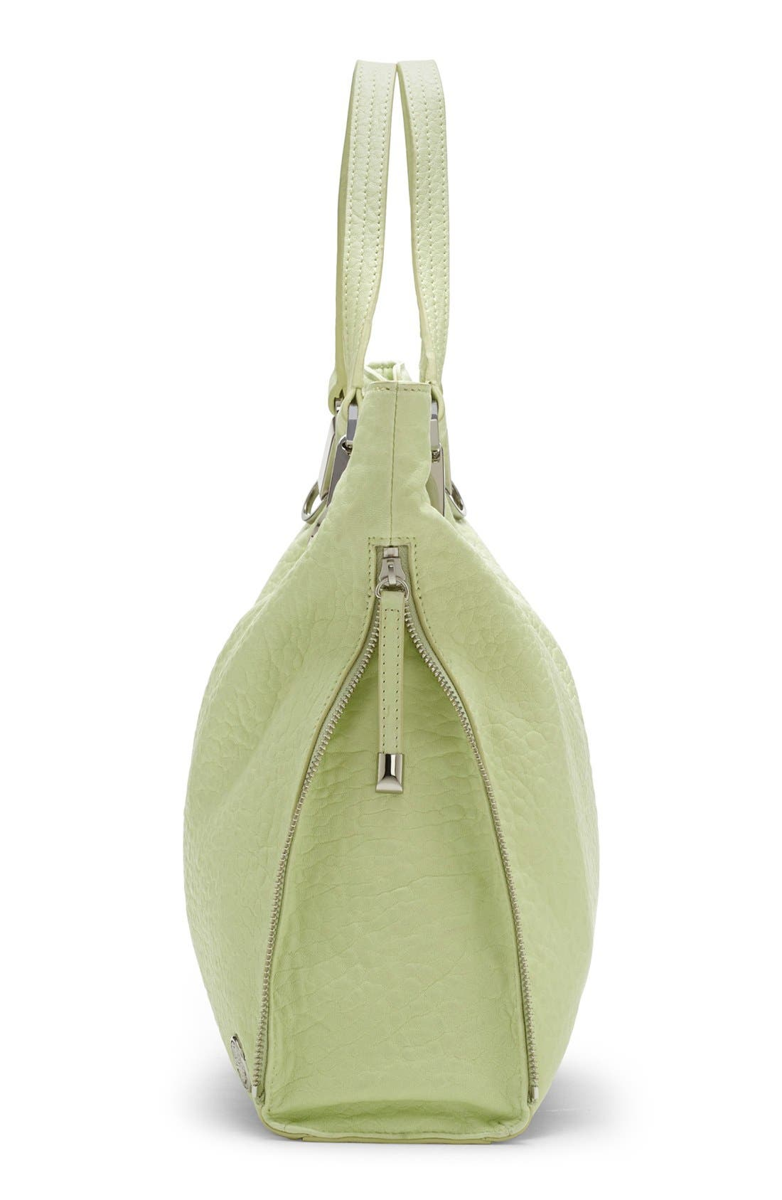 'Riley' Leather Tote,                             Alternate thumbnail 49, color,