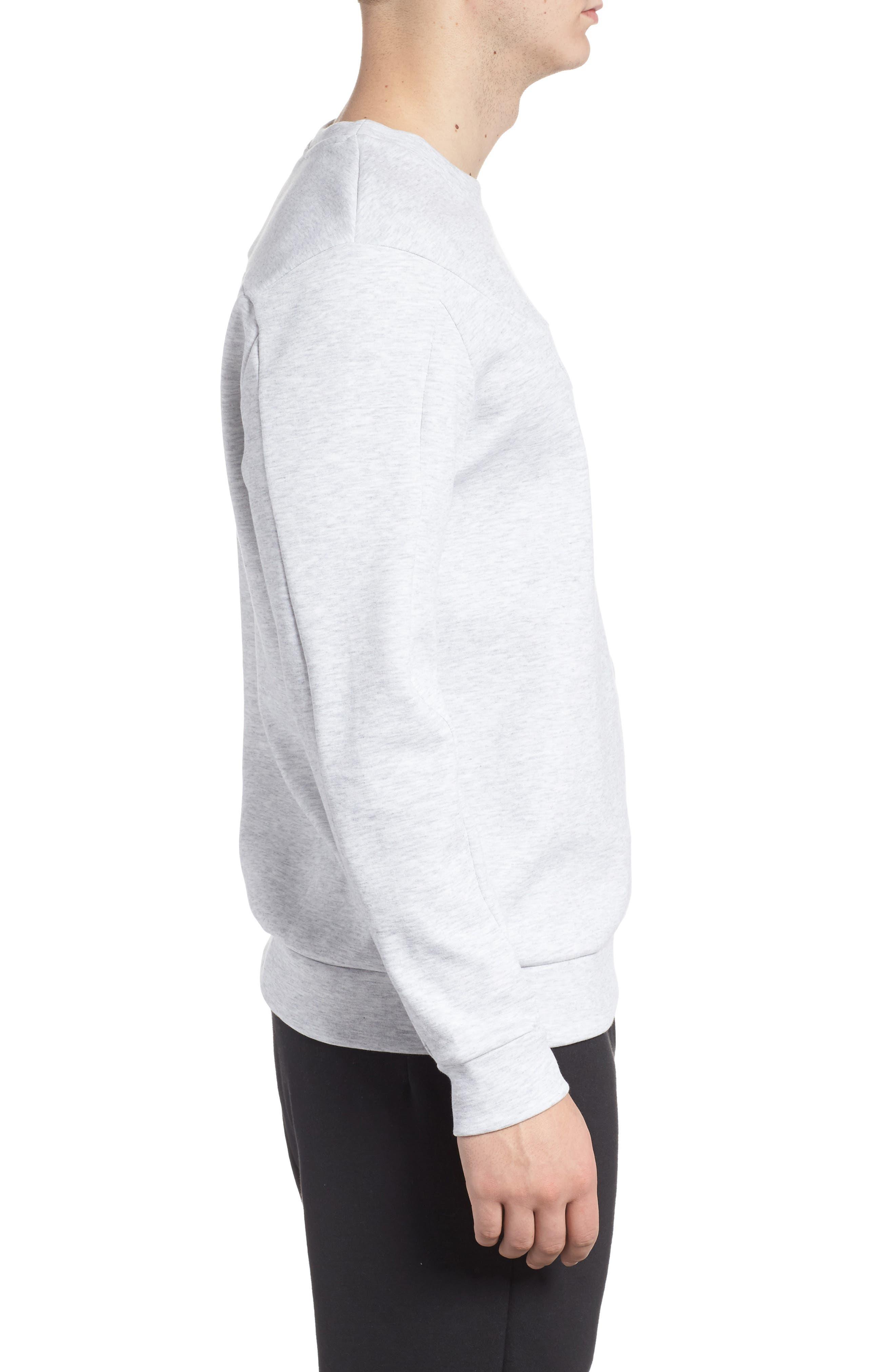Double Sweatshirt,                             Alternate thumbnail 3, color,