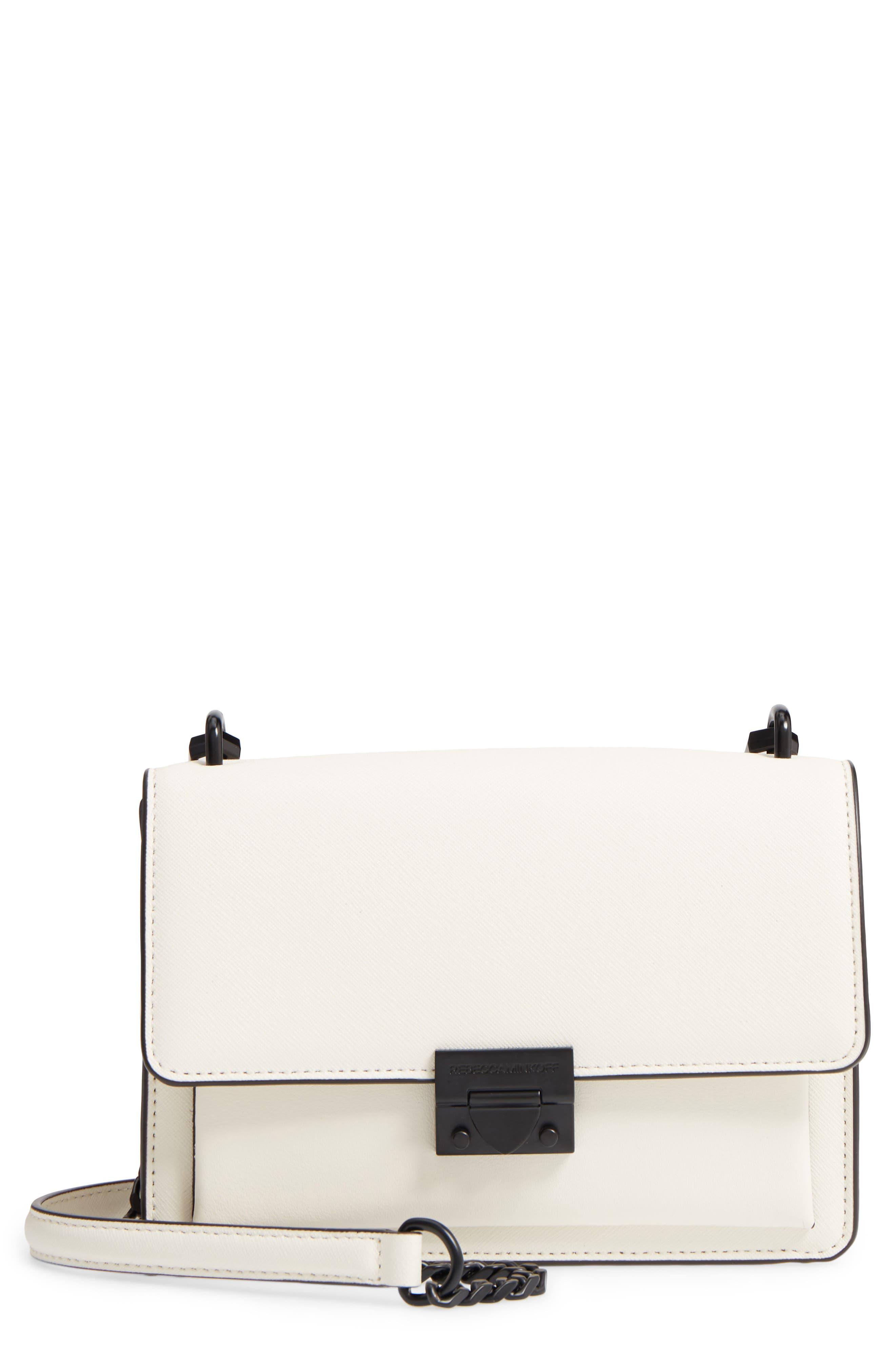 Medium Christy Leather Shoulder Bag,                         Main,                         color,