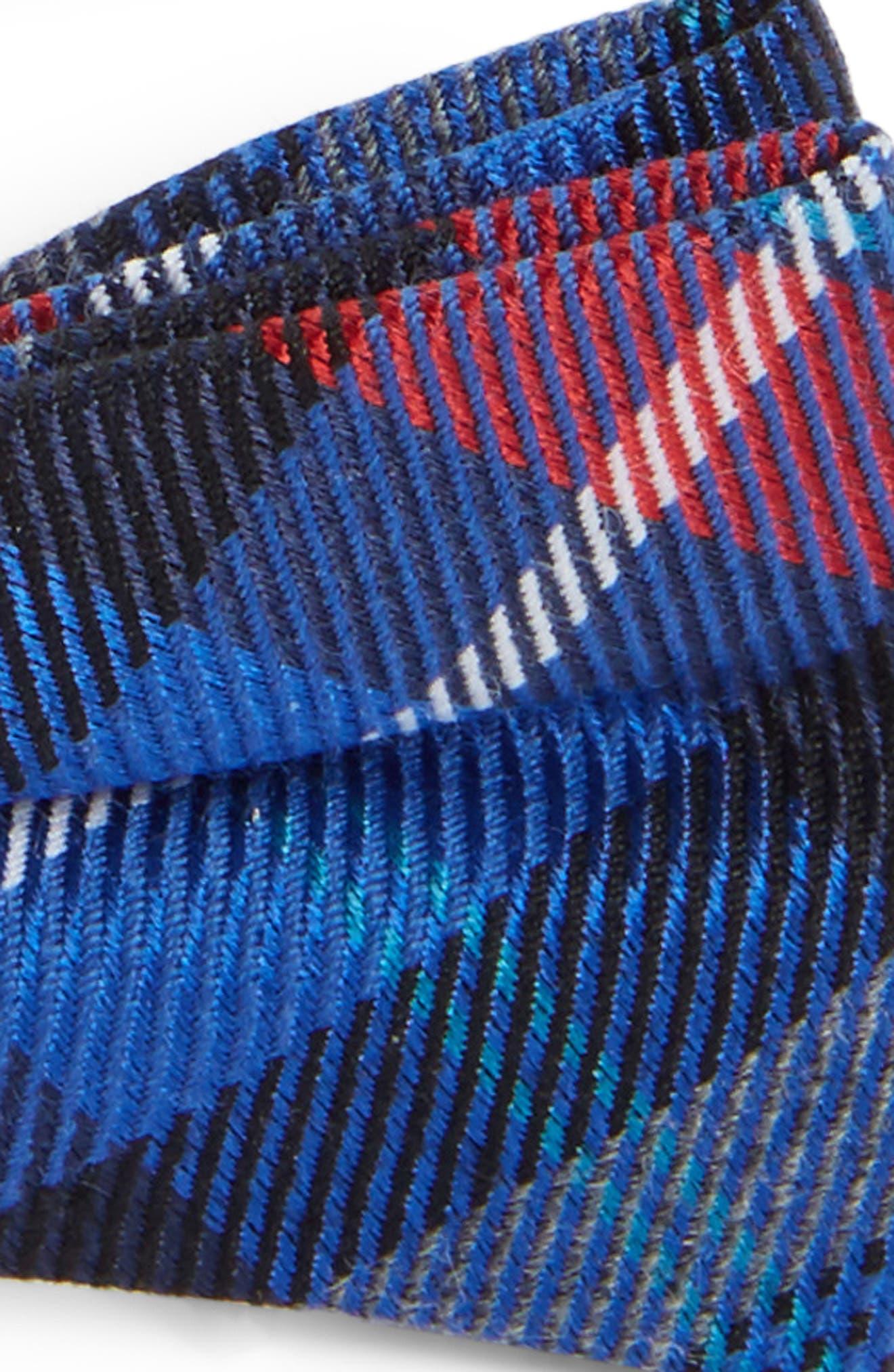 Plaid Bow Tie,                             Alternate thumbnail 2, color,                             600