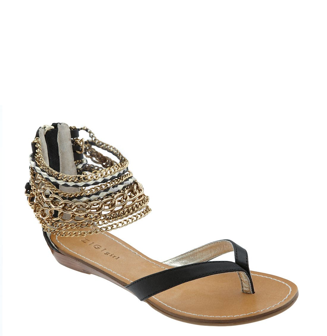 'To Die For' Sandal,                         Main,                         color, 012