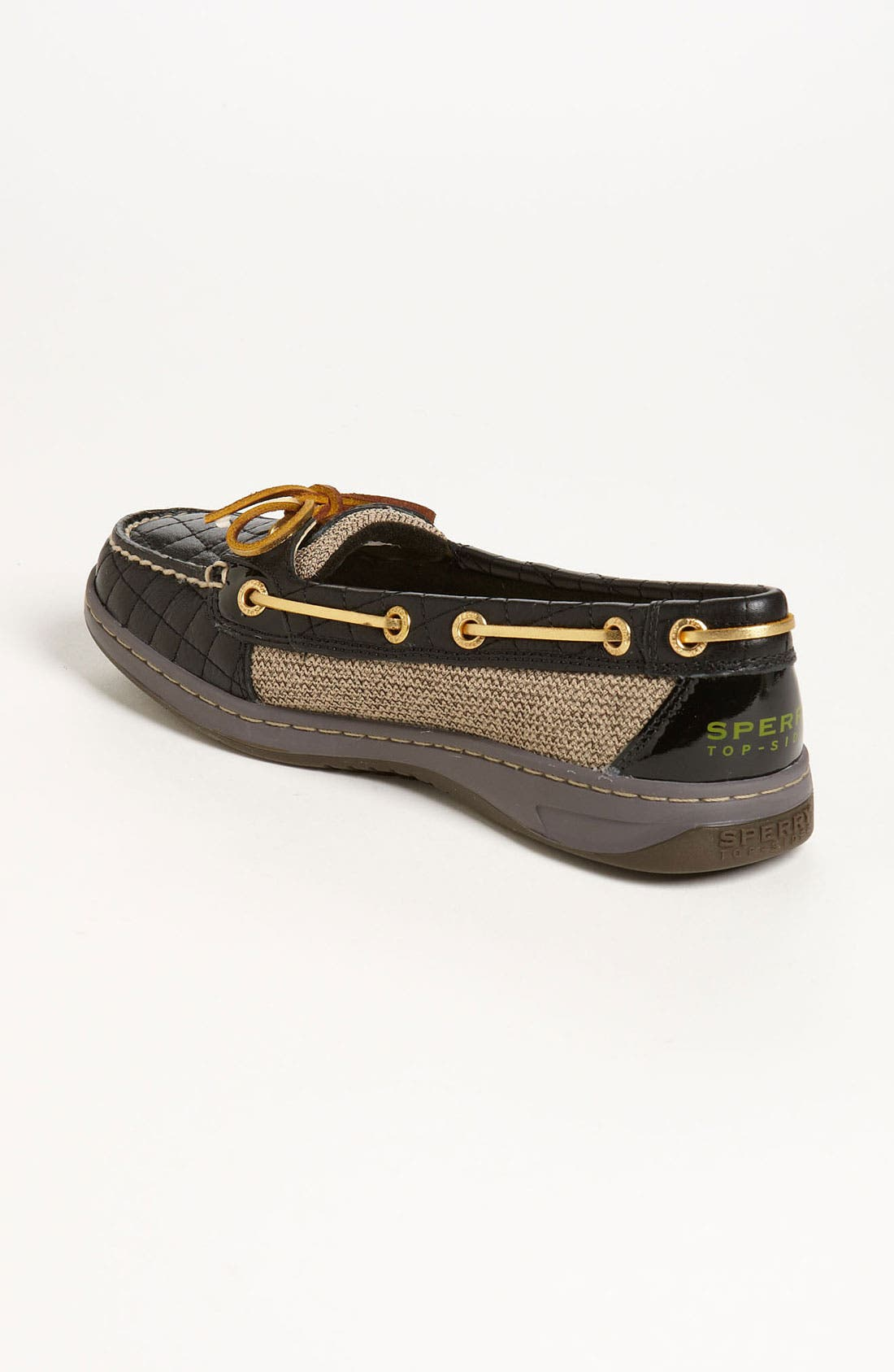 Top-Sider<sup>®</sup> 'Angelfish - Quilted' Boat Shoe,                             Alternate thumbnail 2, color,