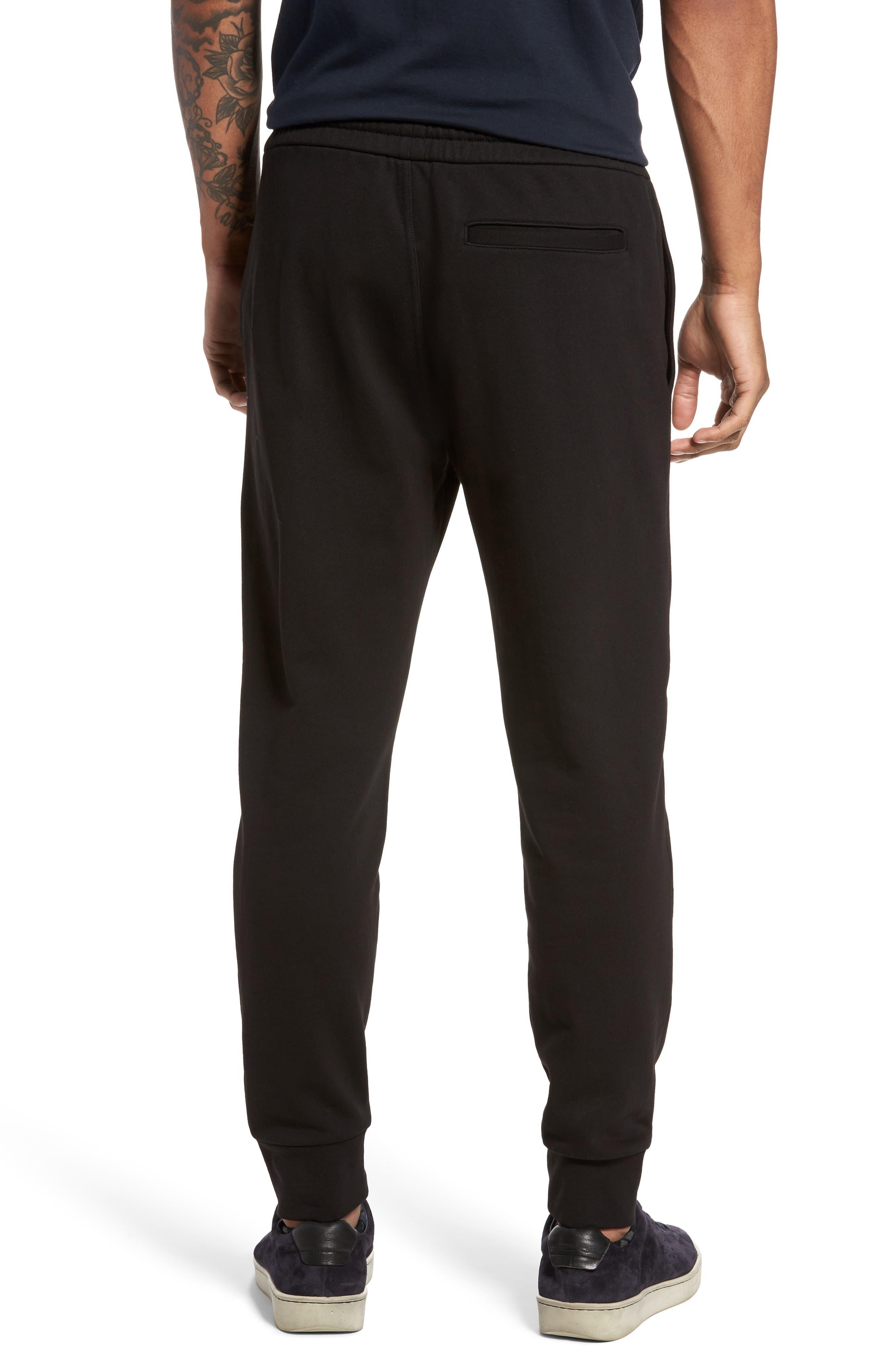 Cotton Sweatpants,                             Alternate thumbnail 2, color,                             001