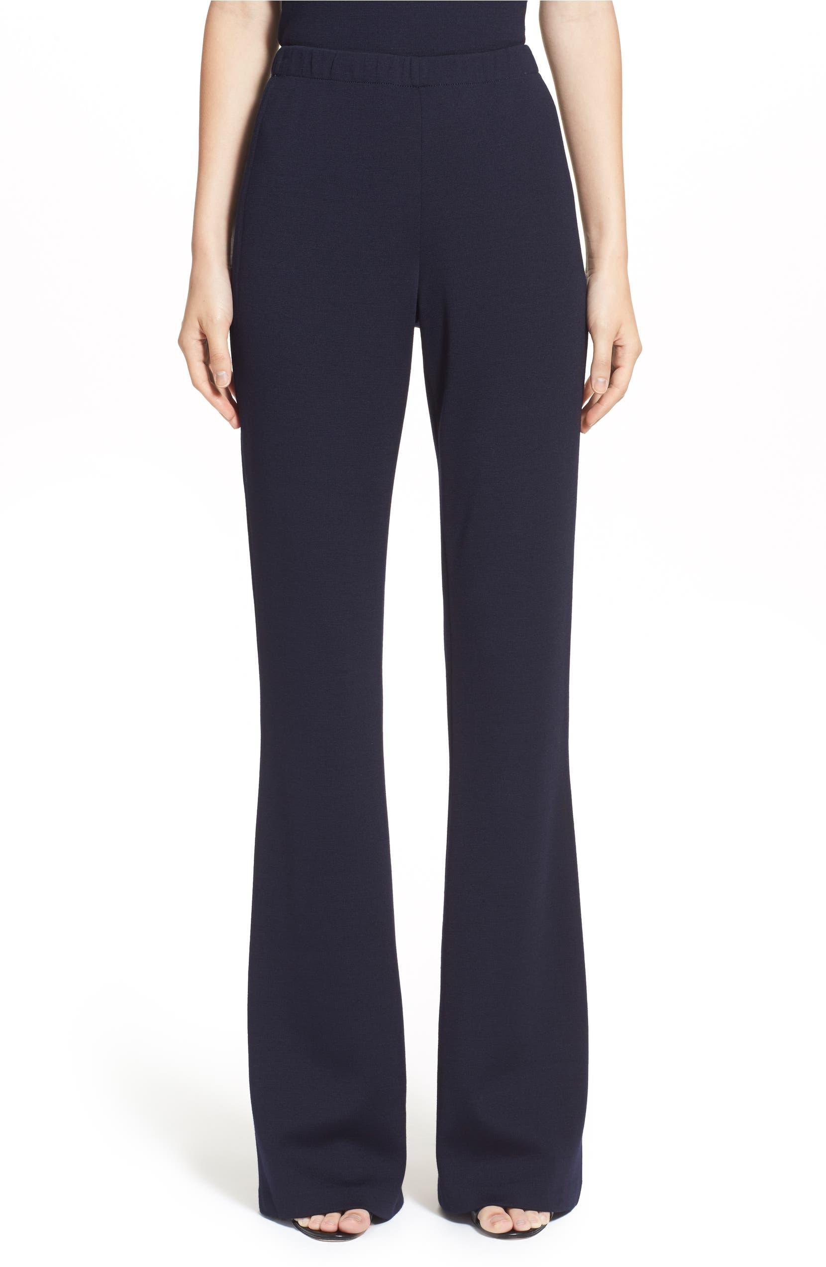 e2d06301b29ff St. John Collection 'Kasia' Bootcut Milano Knit Pants   Nordstrom