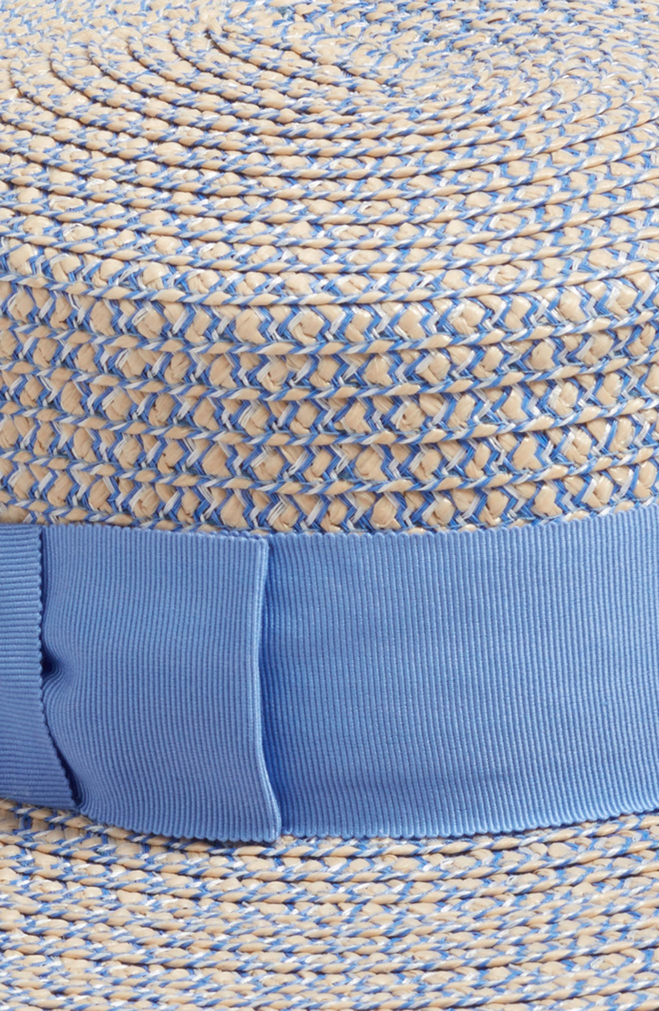 'Gondolier' Boater Hat,                             Alternate thumbnail 2, color,                             405