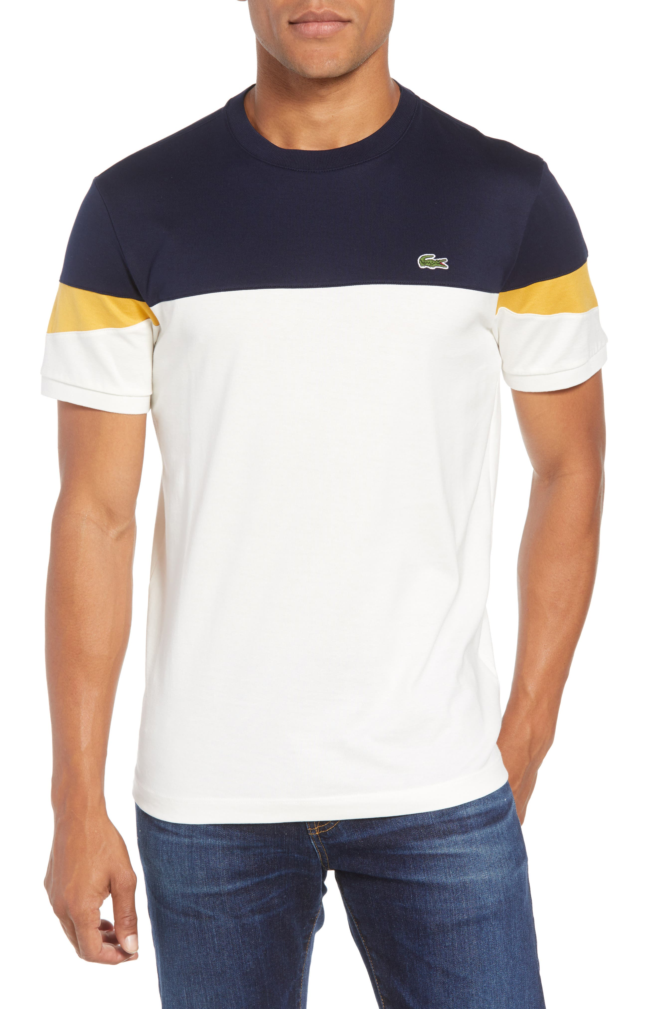 Colorblock T-Shirt,                             Main thumbnail 1, color,                             262