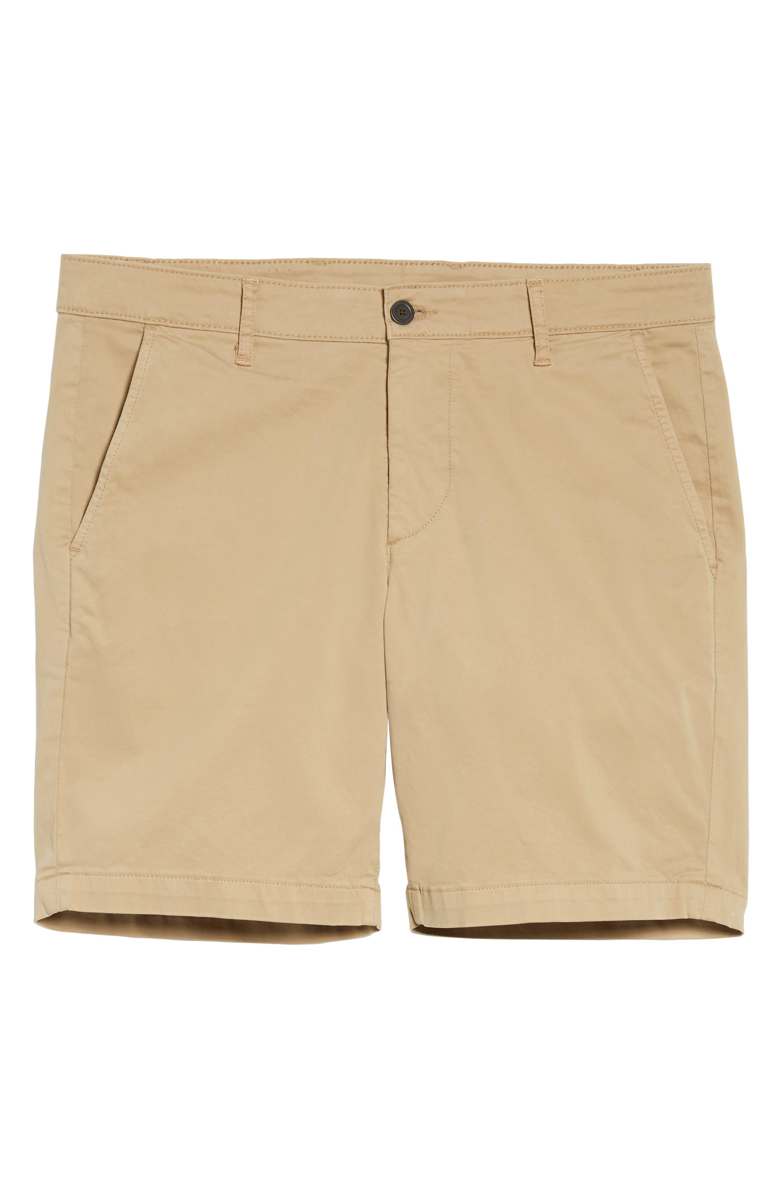 Wanderer Modern Slim Fit Shorts,                             Alternate thumbnail 6, color,                             244