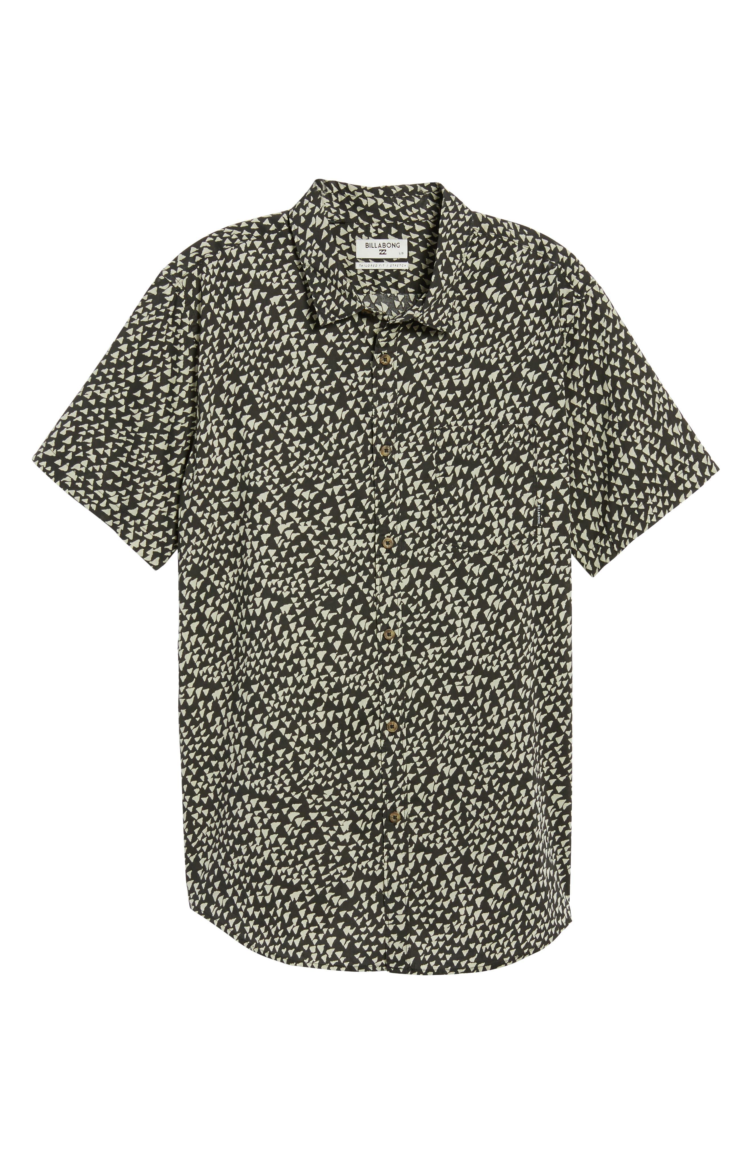 Sundays Mini Short Sleeve Shirt,                             Alternate thumbnail 17, color,