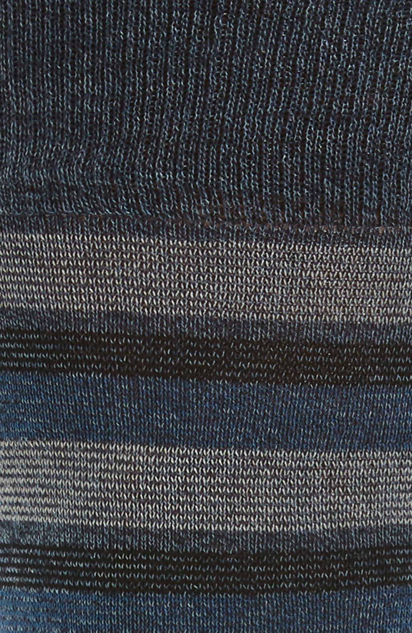 Stripe Socks,                             Alternate thumbnail 2, color,                             030
