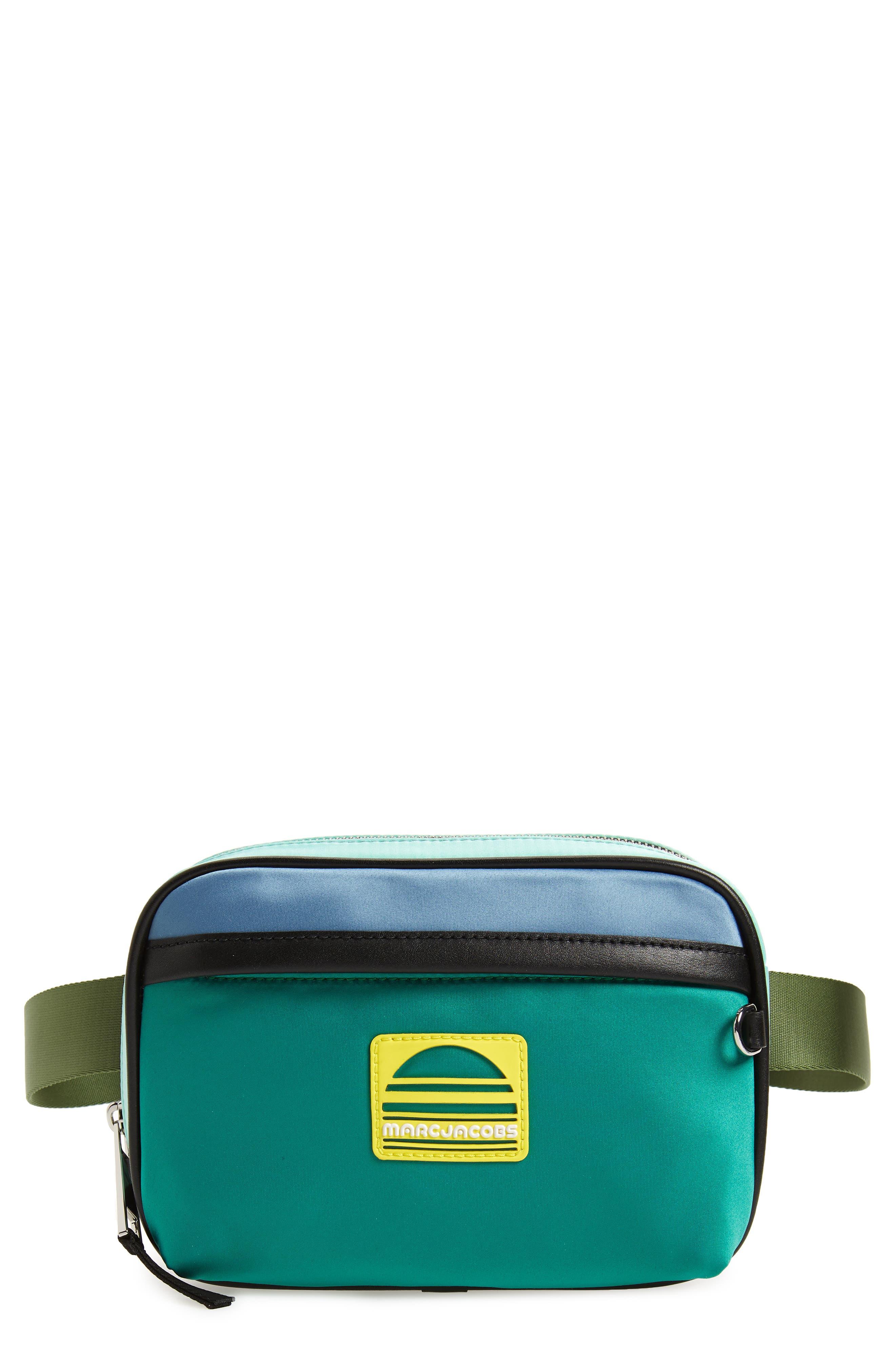 Sport Colorblock Belt Bag,                             Main thumbnail 1, color,                             332